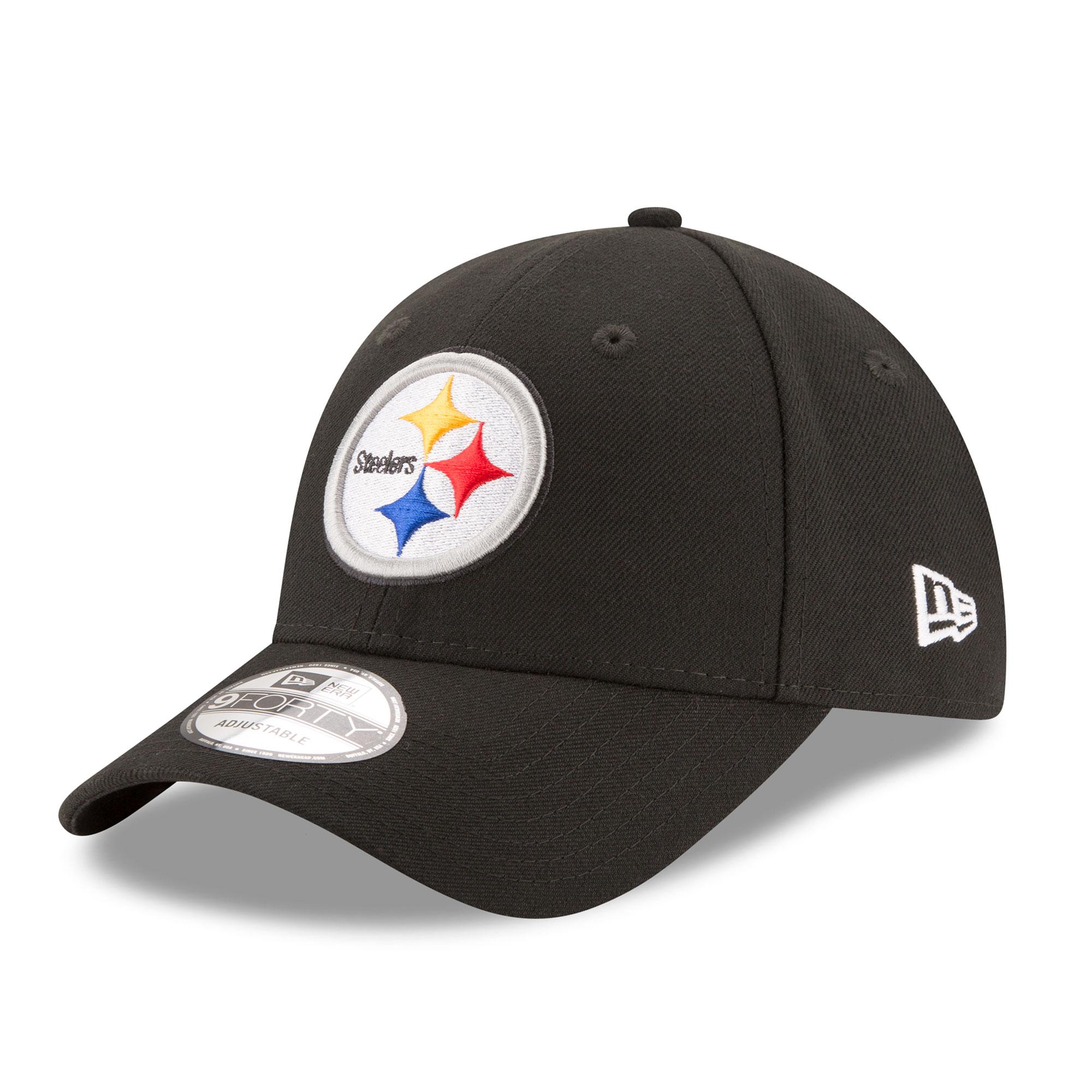 Pittsburgh Steelers New Era 9FORTY Kappe
