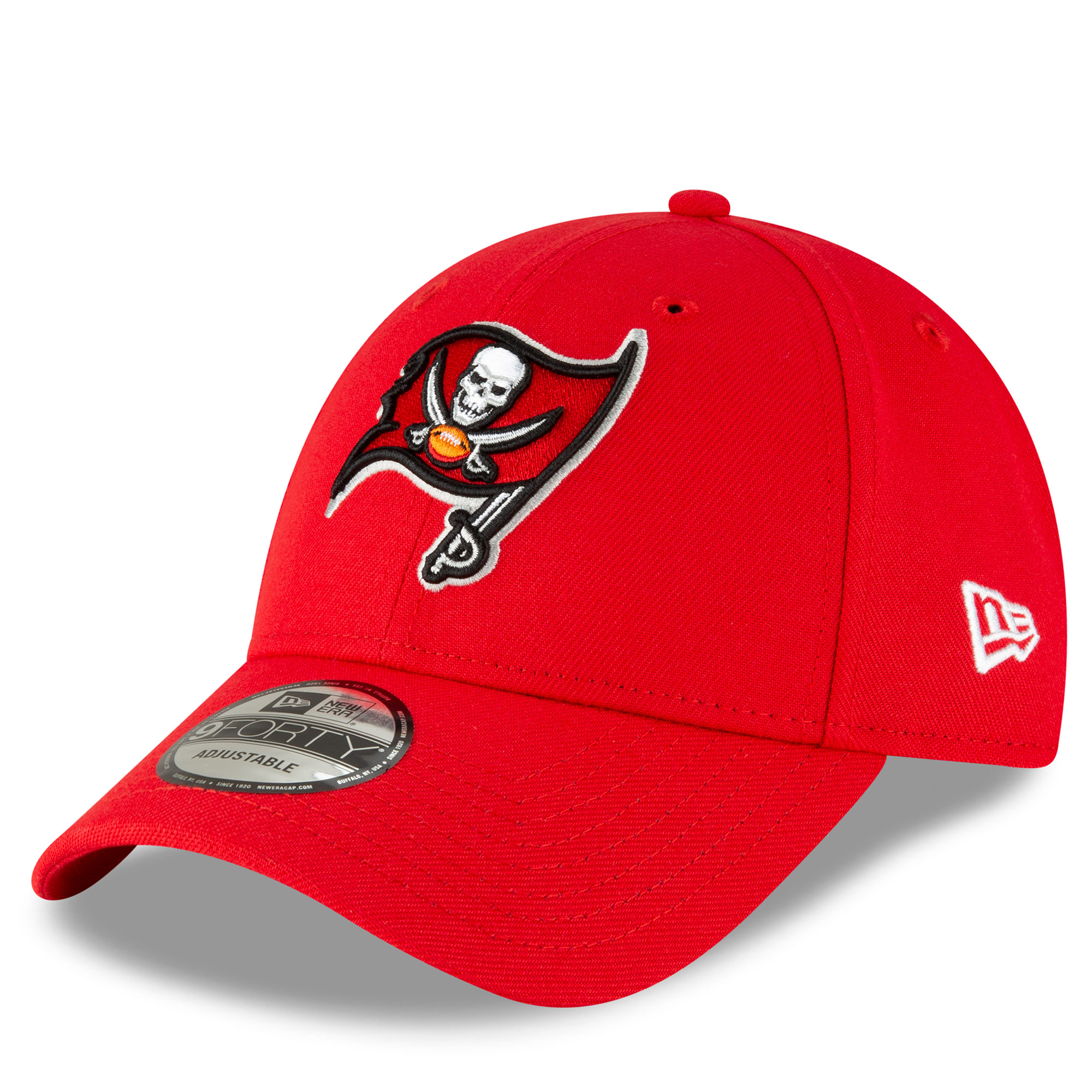 Tampa Bay Buccaneers New Era 9FORTY Kappe