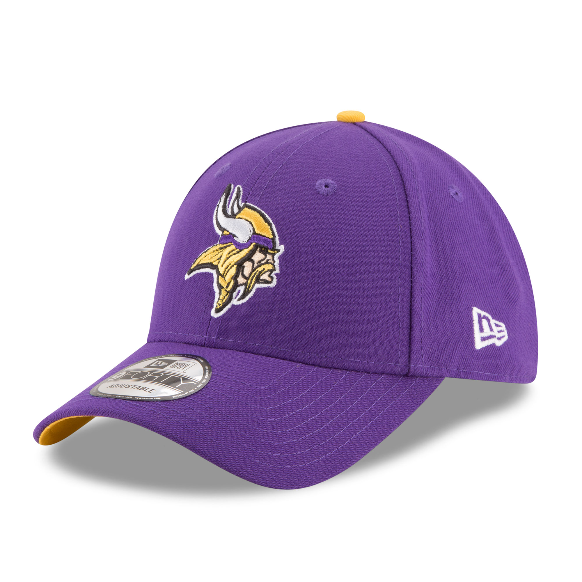 Minnesota Vikings New Era 9FORTY Kappe