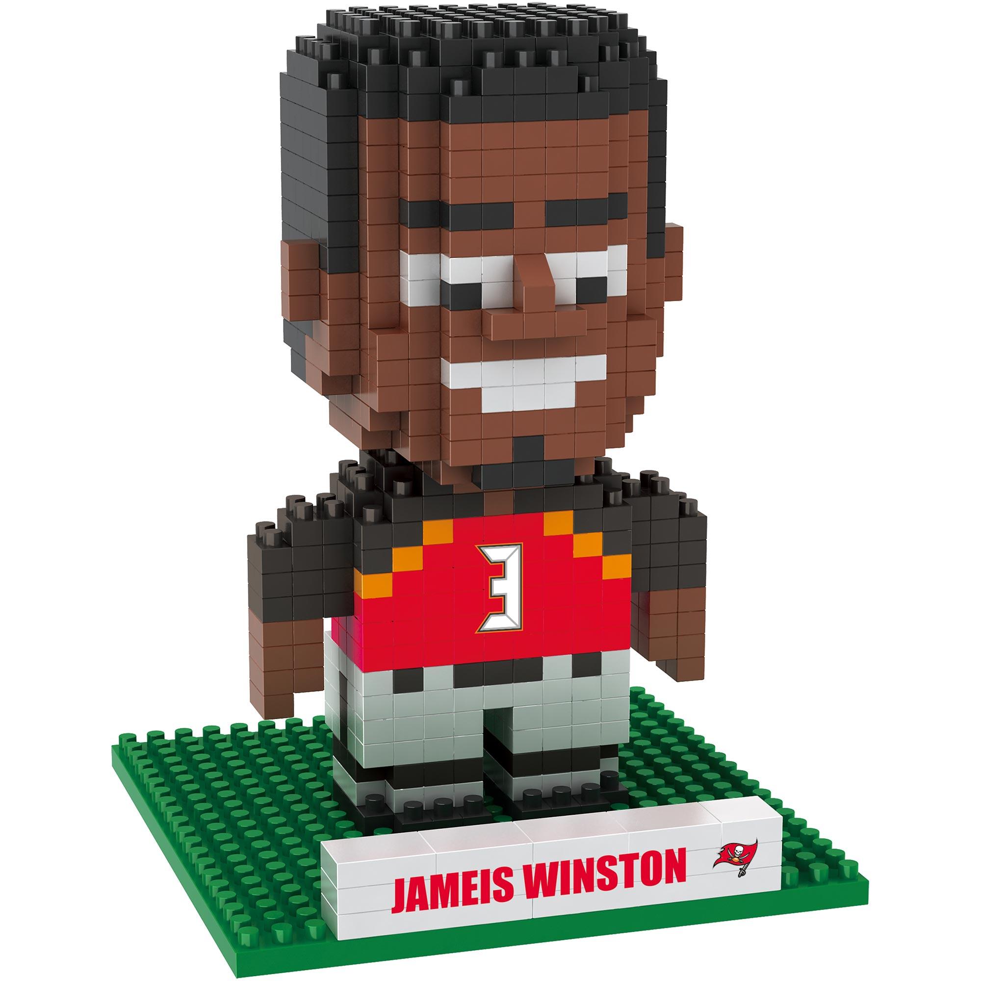 Tampa Bay Buccaneers 3D BRXLZ Jameis Winston Bausatz