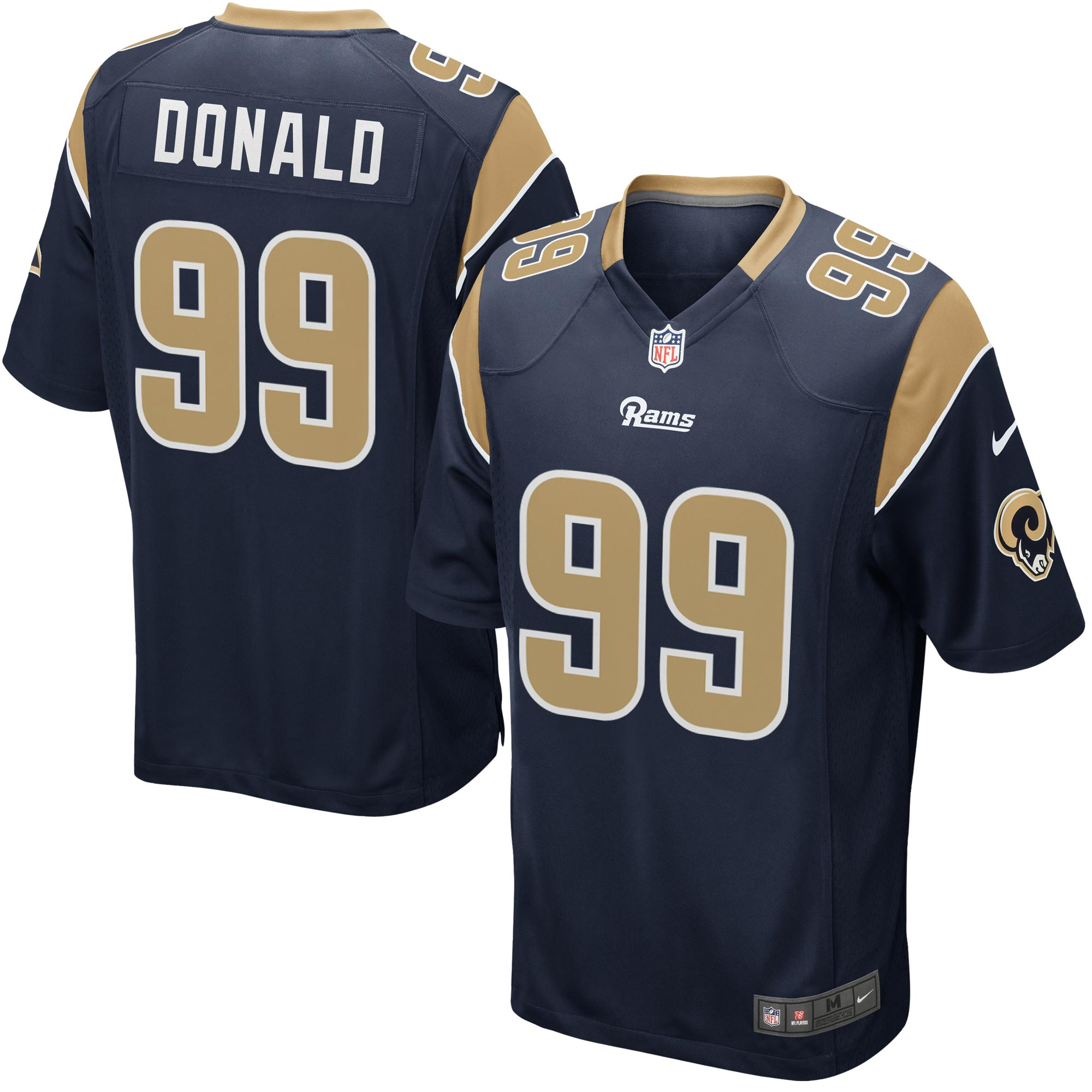Los Angeles Rams Heimtrikot – Aaron Donald – Herren