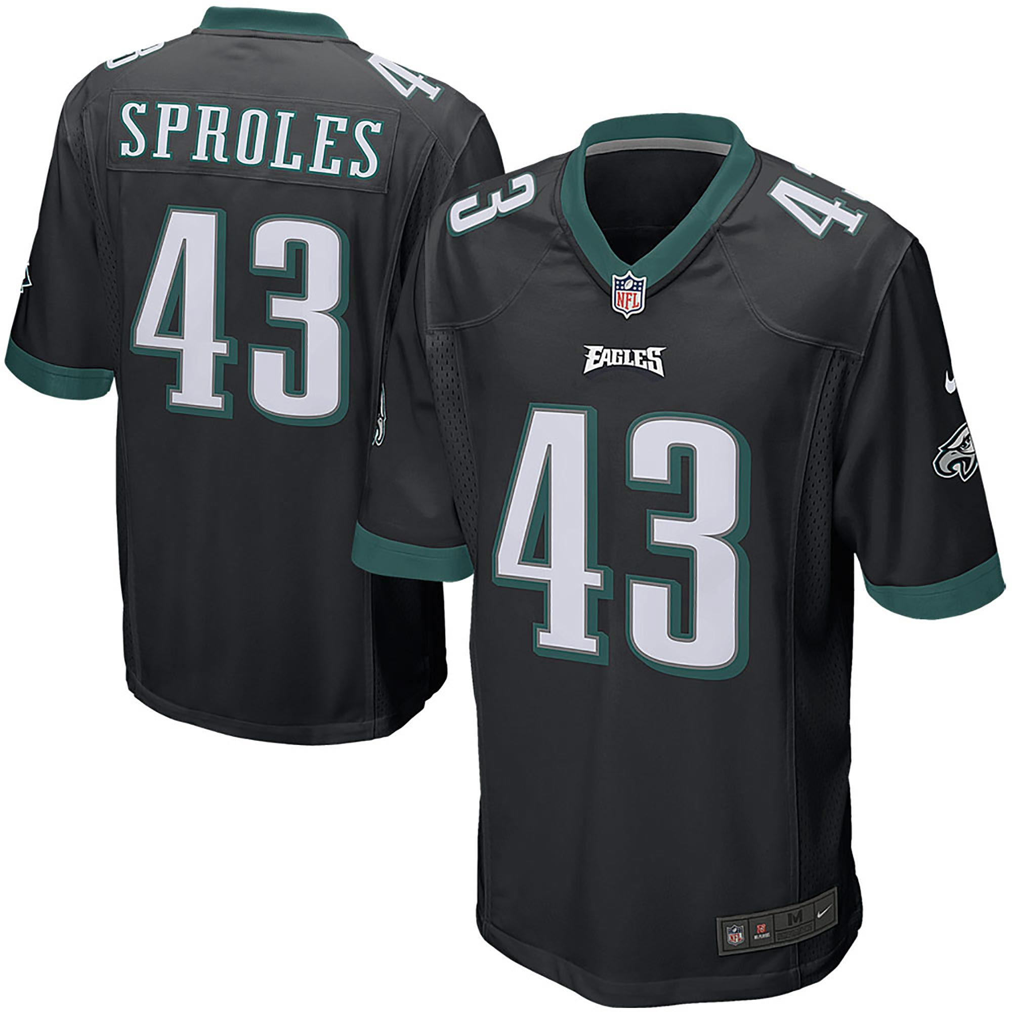 Philadelphia Eagles Ausweichtrikot - Darren Sproles - Jugendliche