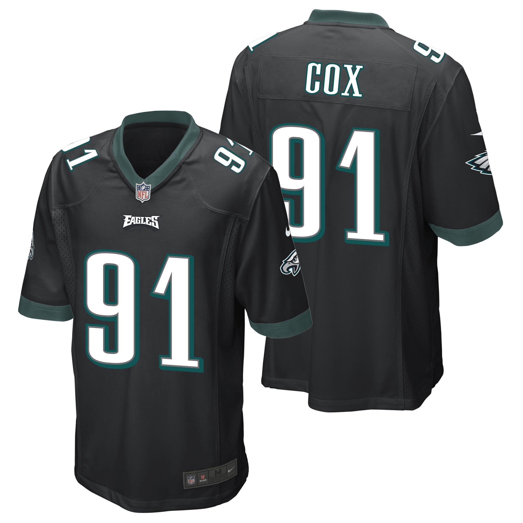 Philadelphia Eagles Ausweichtrikot - Fletcher Cox - Herren
