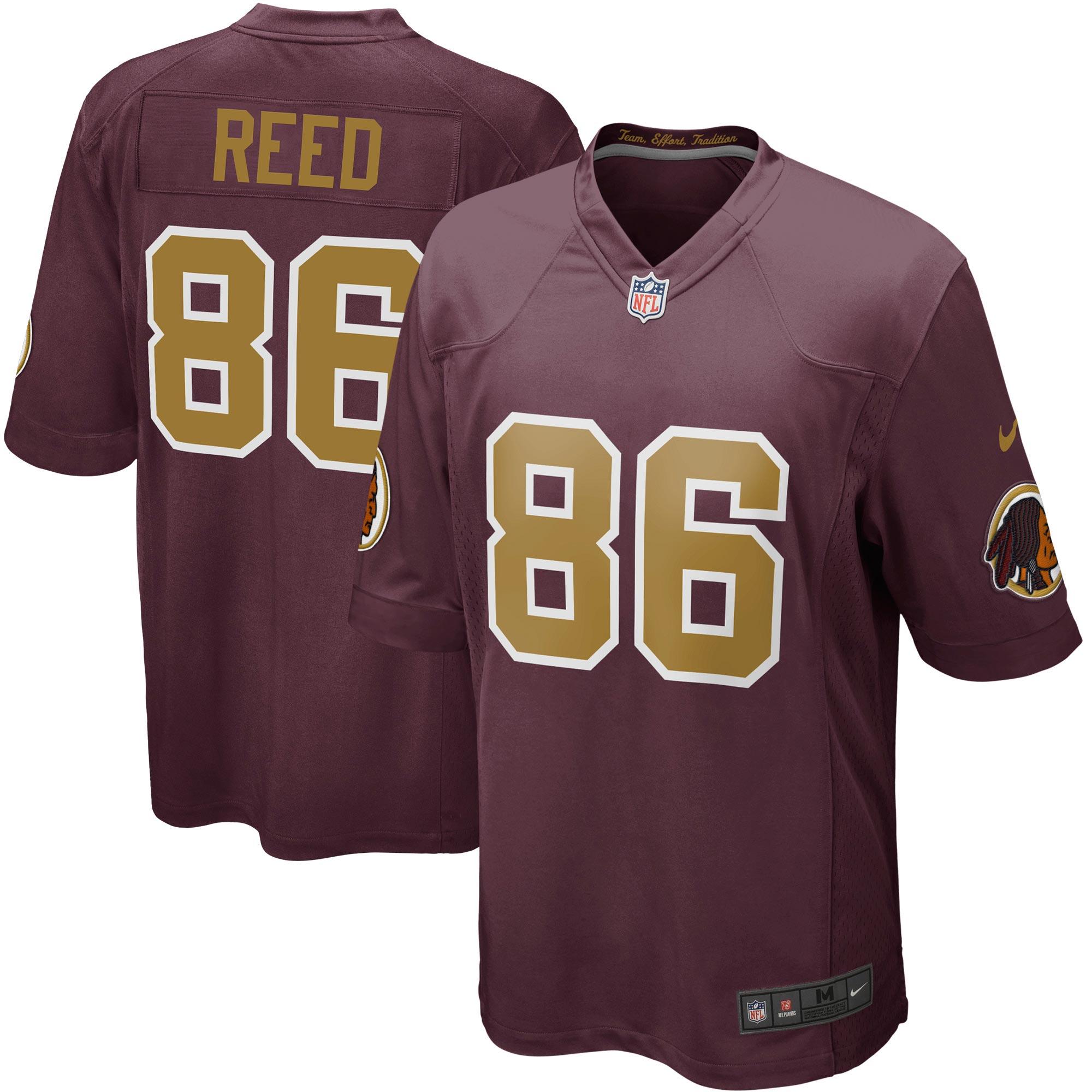Washington Redskins Ausweichtrikot - Jordan Reed - Herren