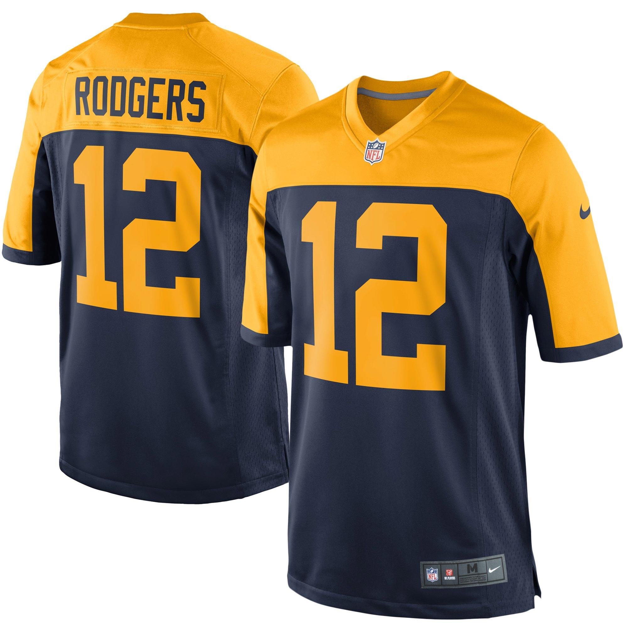 Green Bay Packers Ausweichtrikot - Aaron Rodgers - Jugendliche