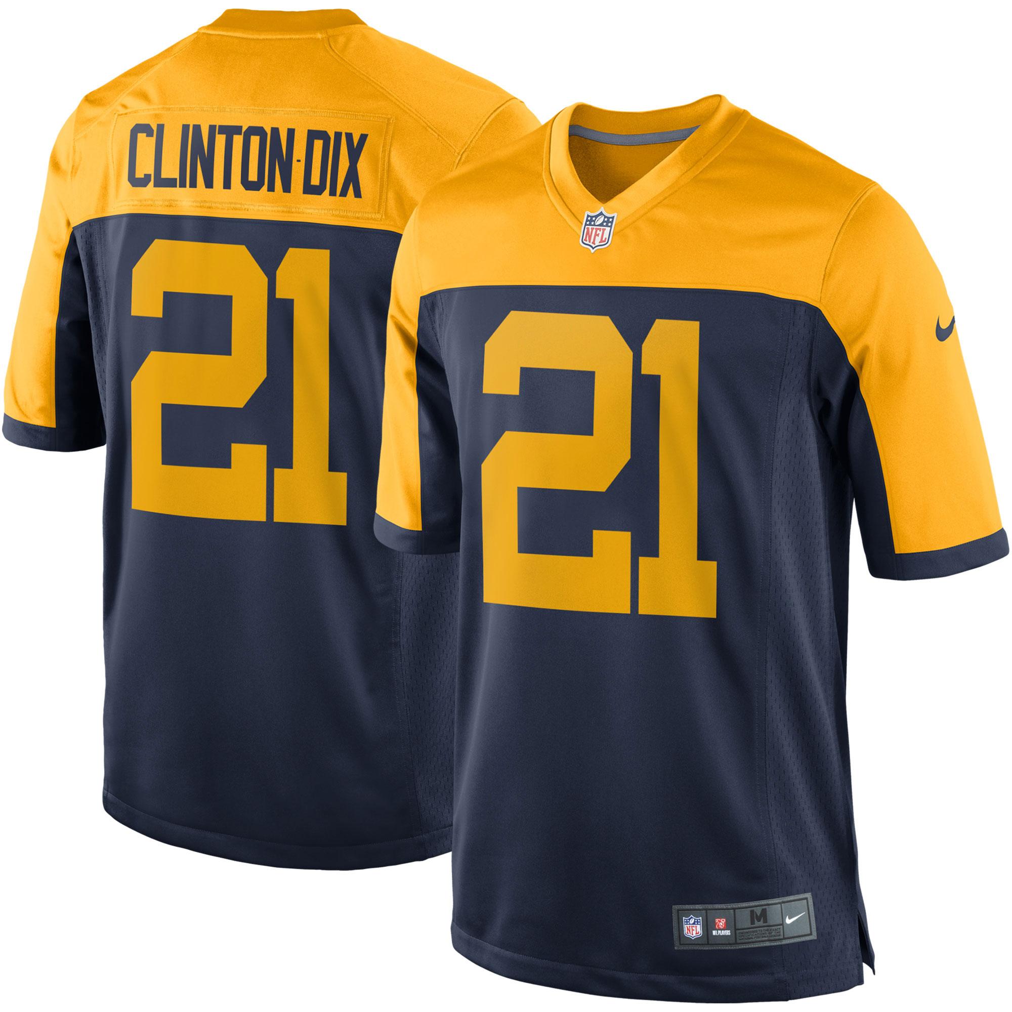 Green Bay Packers Ausweichtrikot - Ha Ha Clinton-Dix - Jugendliche
