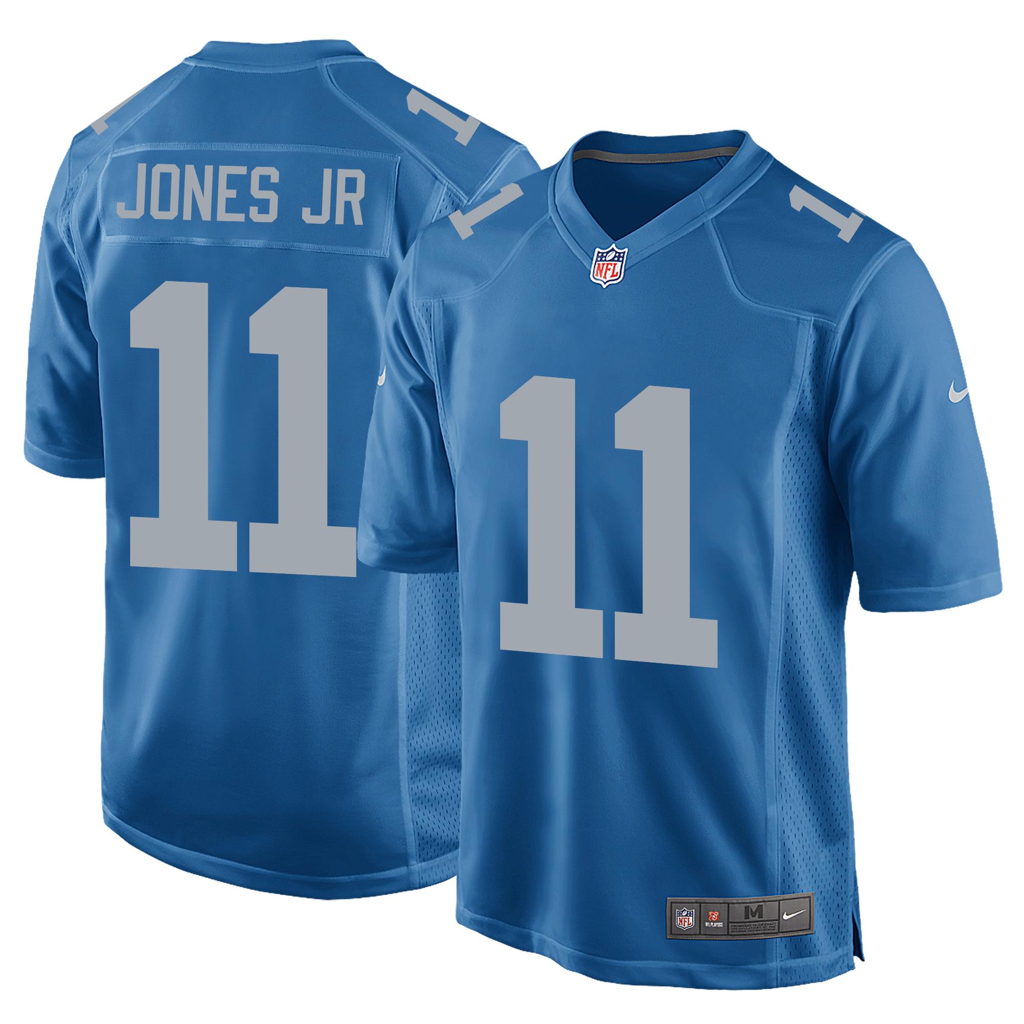 Detroit Lions Ausweichtrikot - Marvin Jones Jr