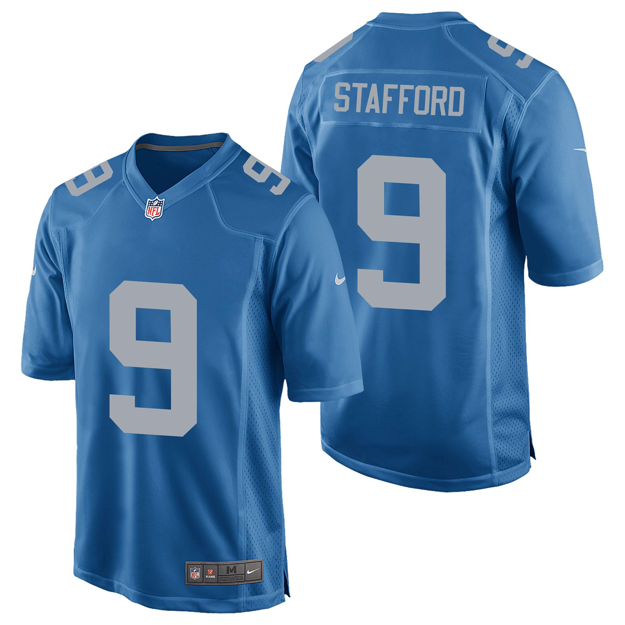 Detroit Lions Ausweichtrikot - Matthew Stafford