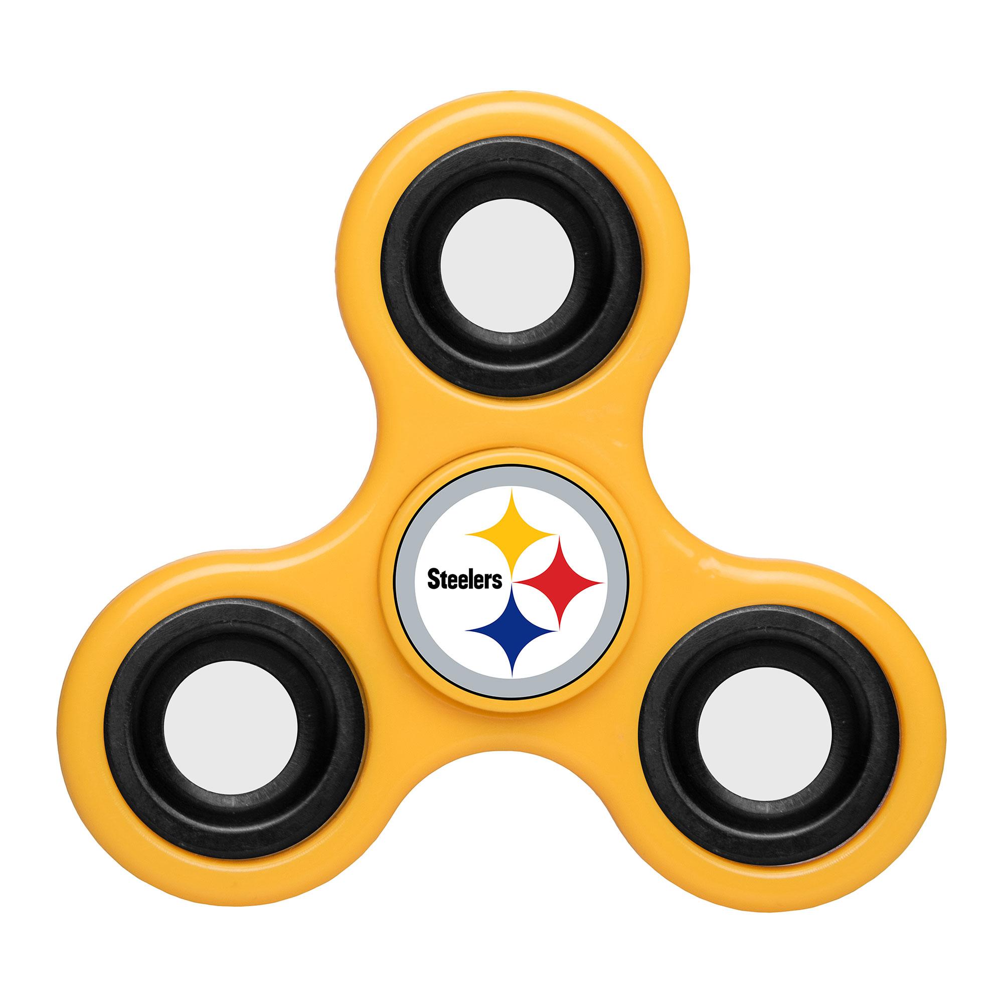 Pittsburgh Steelers DIZTRACTO Fidget Spinner