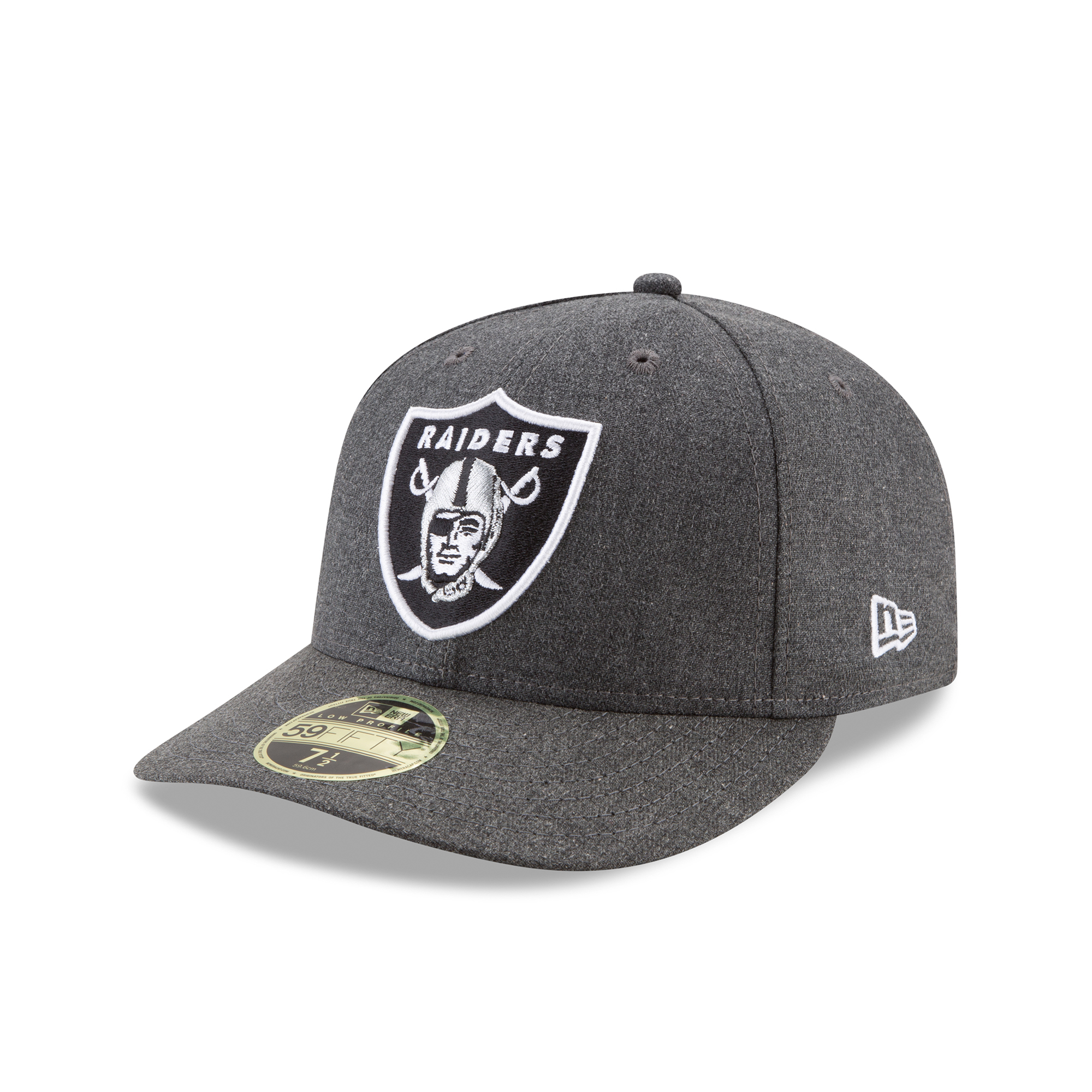 """Las Vegas Raiders """"Crafted In The USA"""" New Era Kappe der 59FIFTY®"""