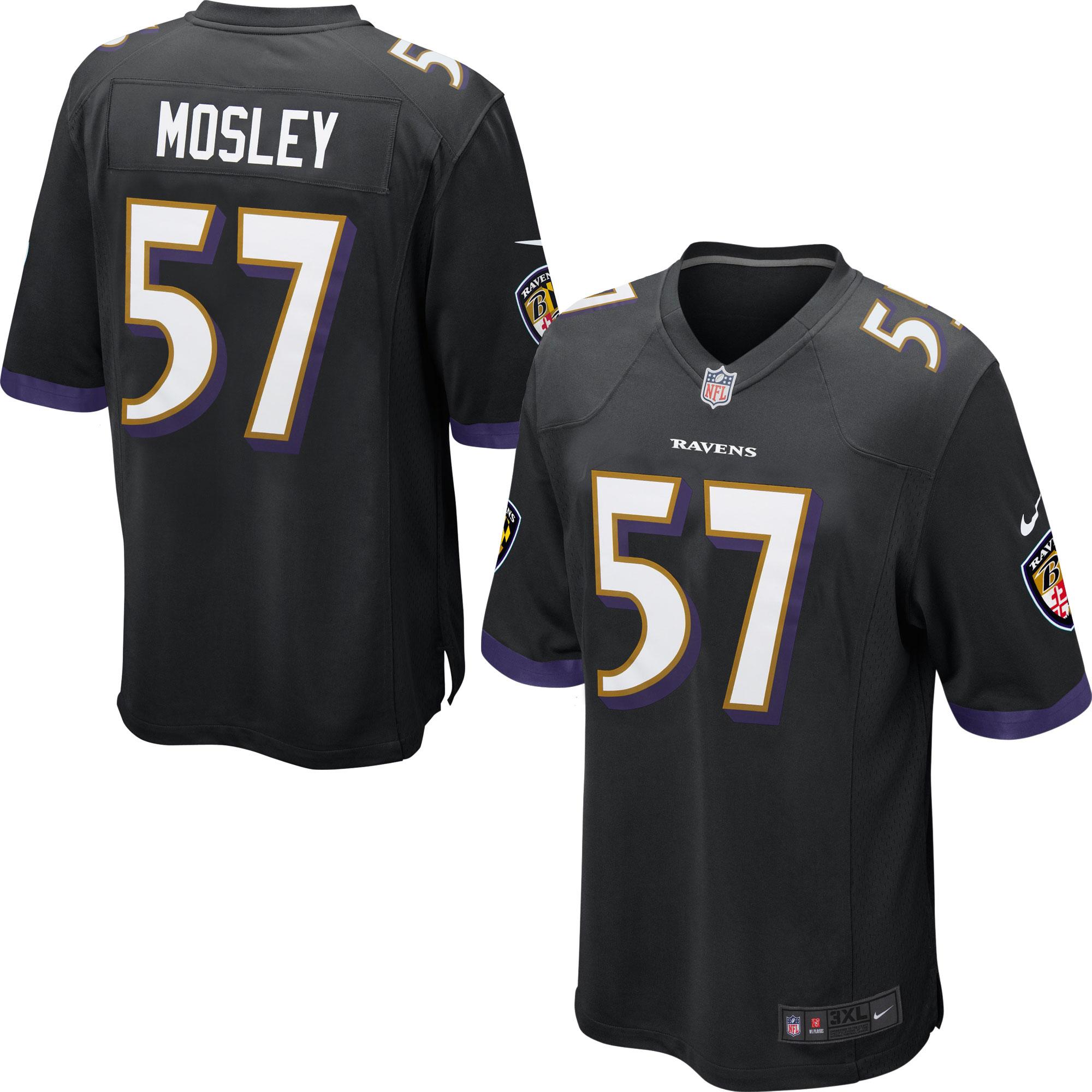 Baltimore Ravens Ausweichtrikot - CJ Mosley - Jugendliche