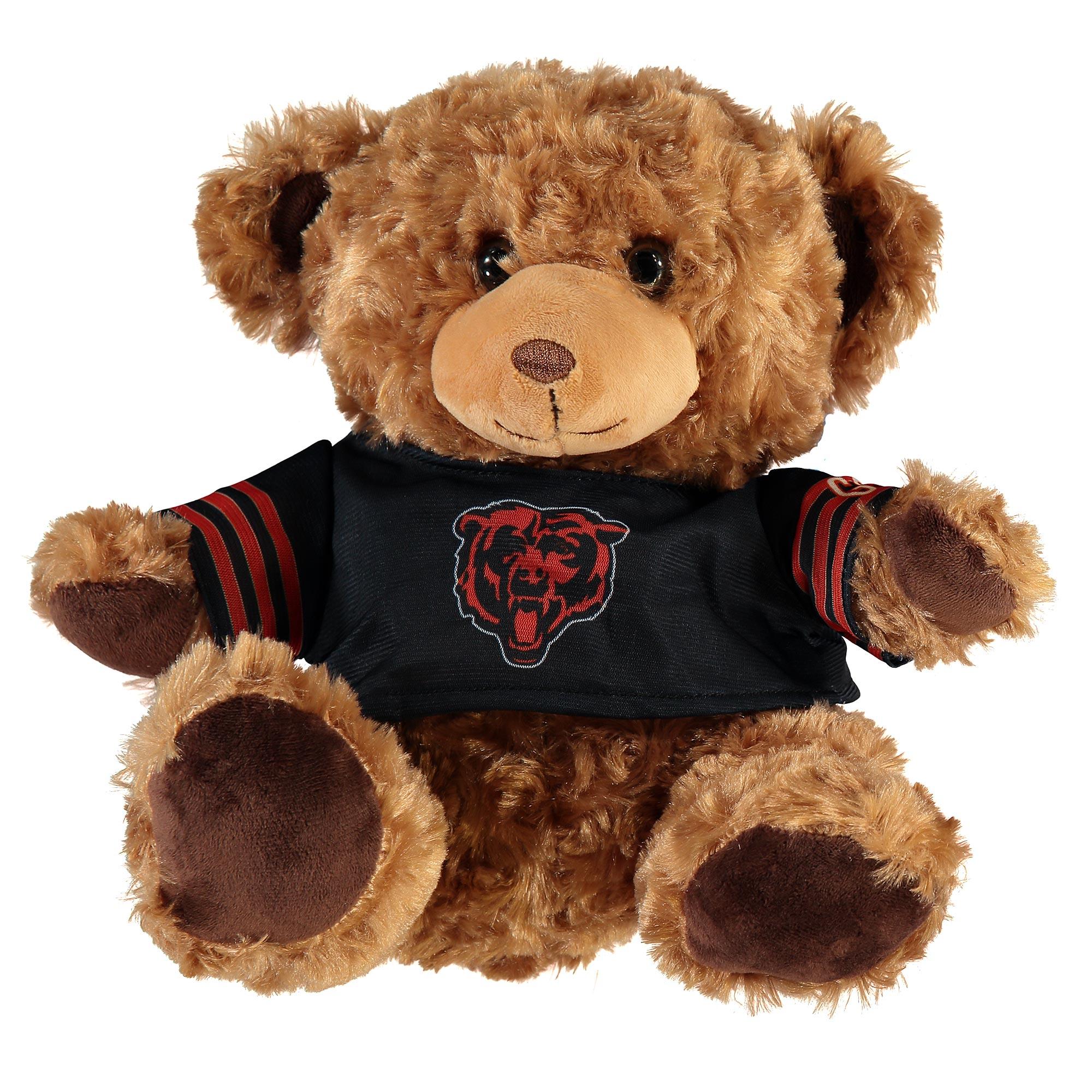 Chicago Bears 10 Inch Jersey Bear