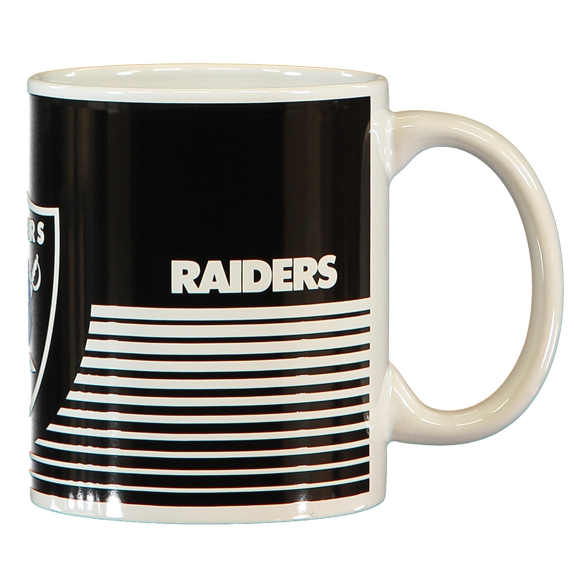 Oakland Raiders Linear Mug