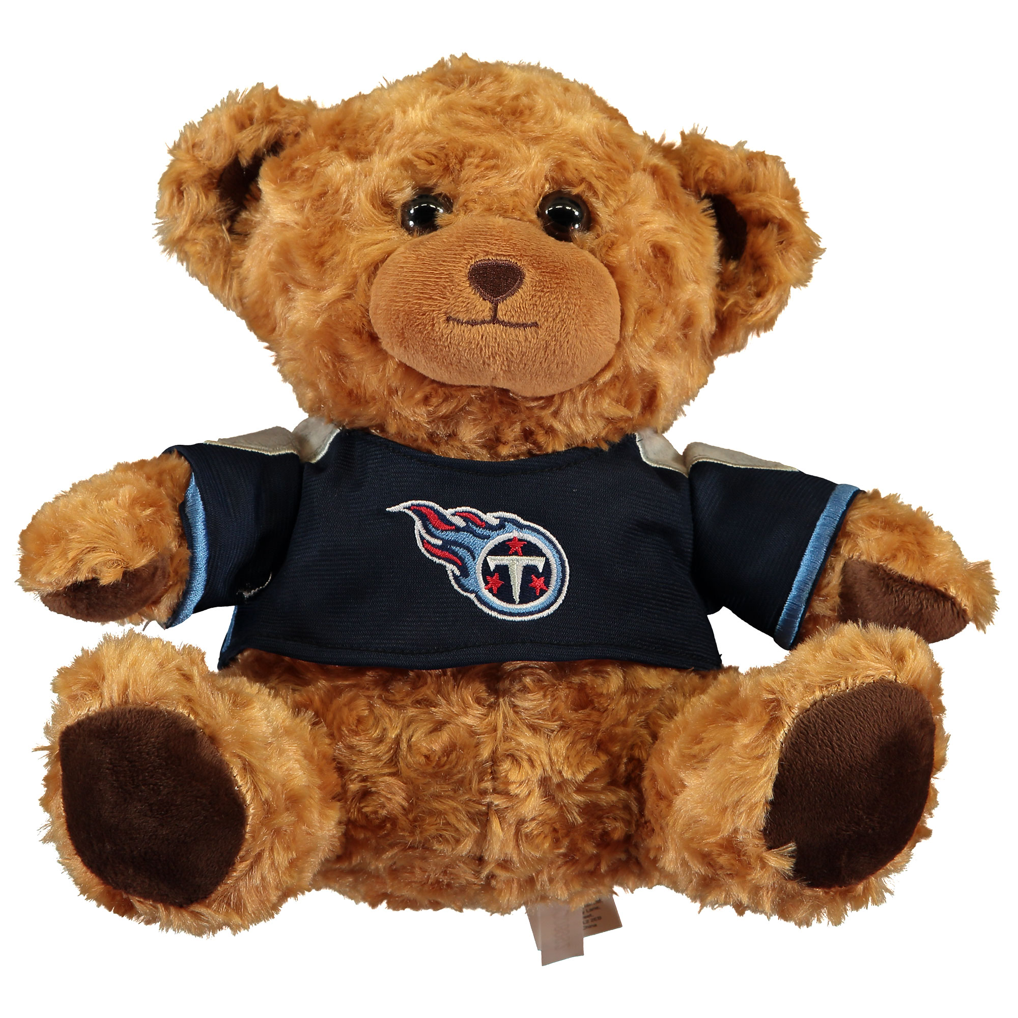 Tennessee Titans 10 Inch Jersey Bear