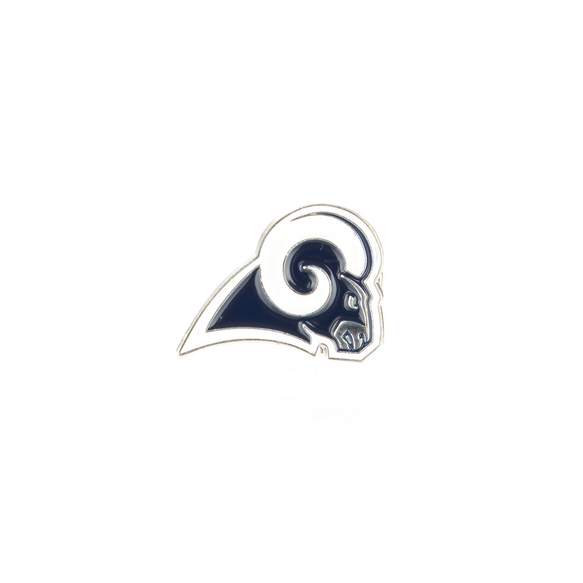 Los Angeles Rams Logo Pin Badge