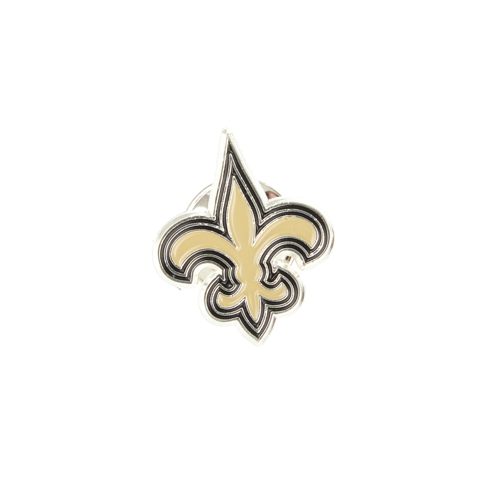 New Orleans Saints Logo Pin Badge
