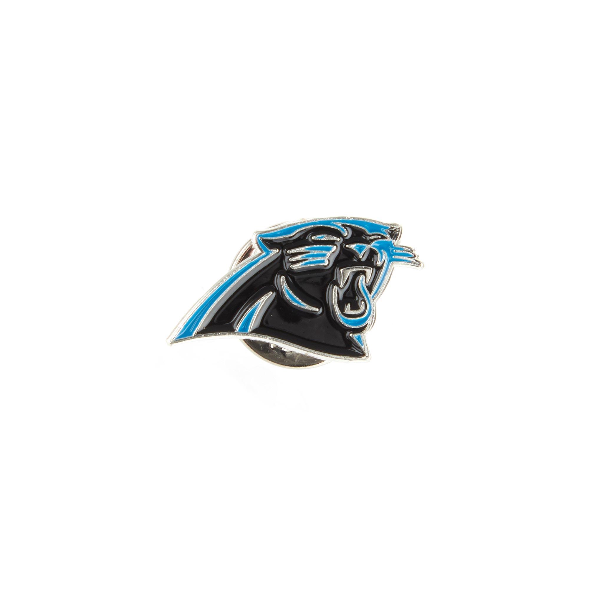 Carolina Panthers Logo Pin Badge