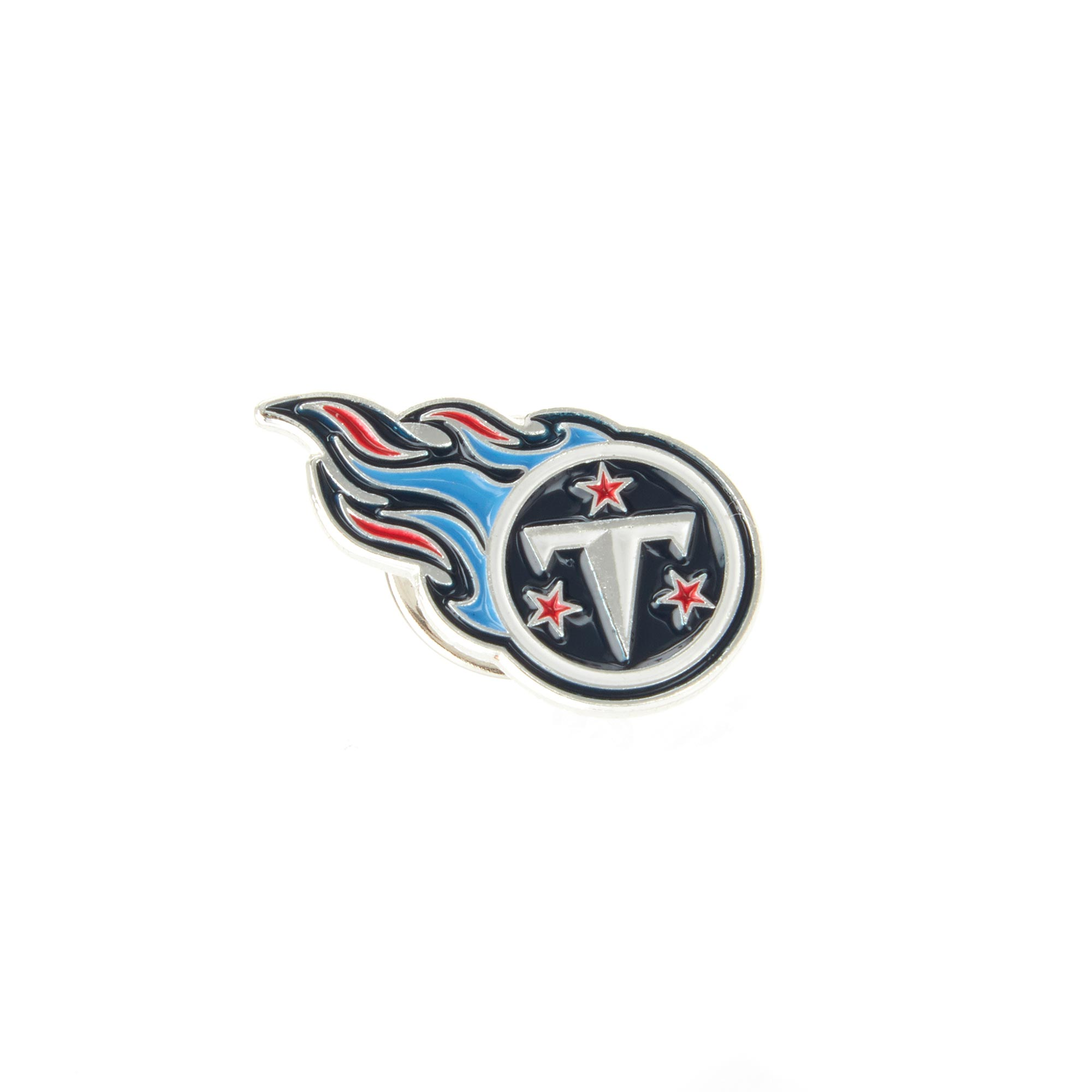 Tennessee Titans Logo Pin Badge