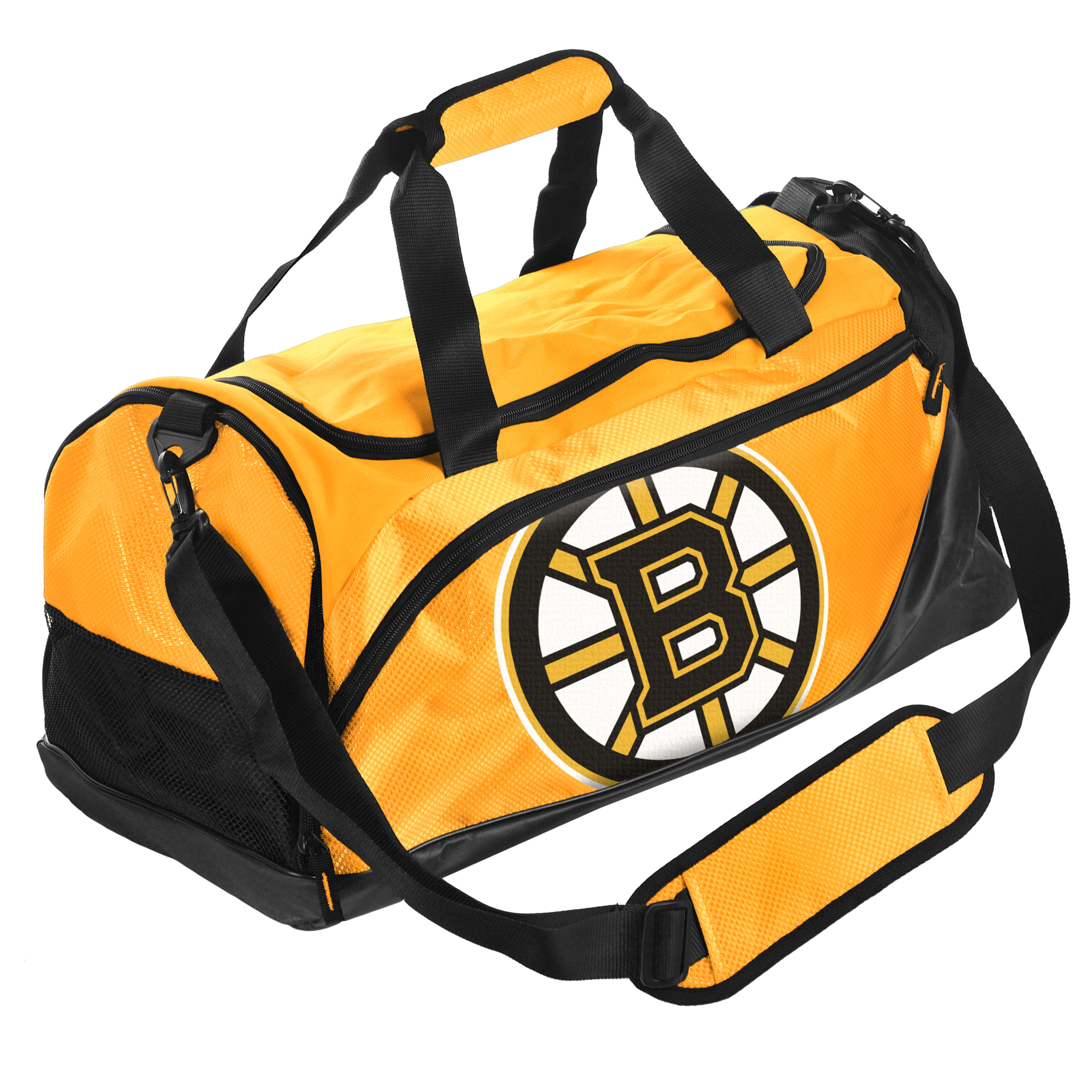 Boston Bruins Locker Room Duffle Bag