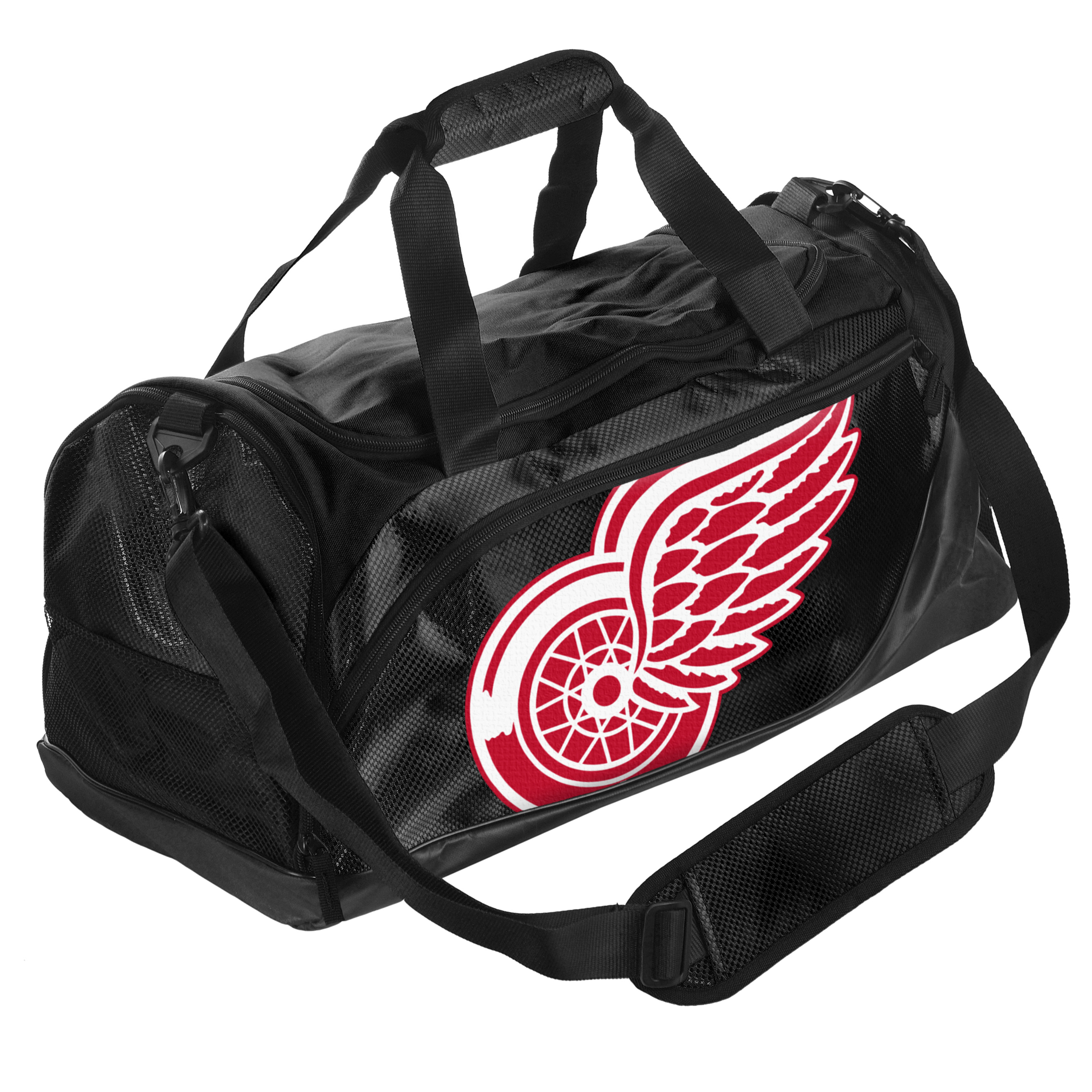 Detroit Red Wings Locker Room Duffle Bag