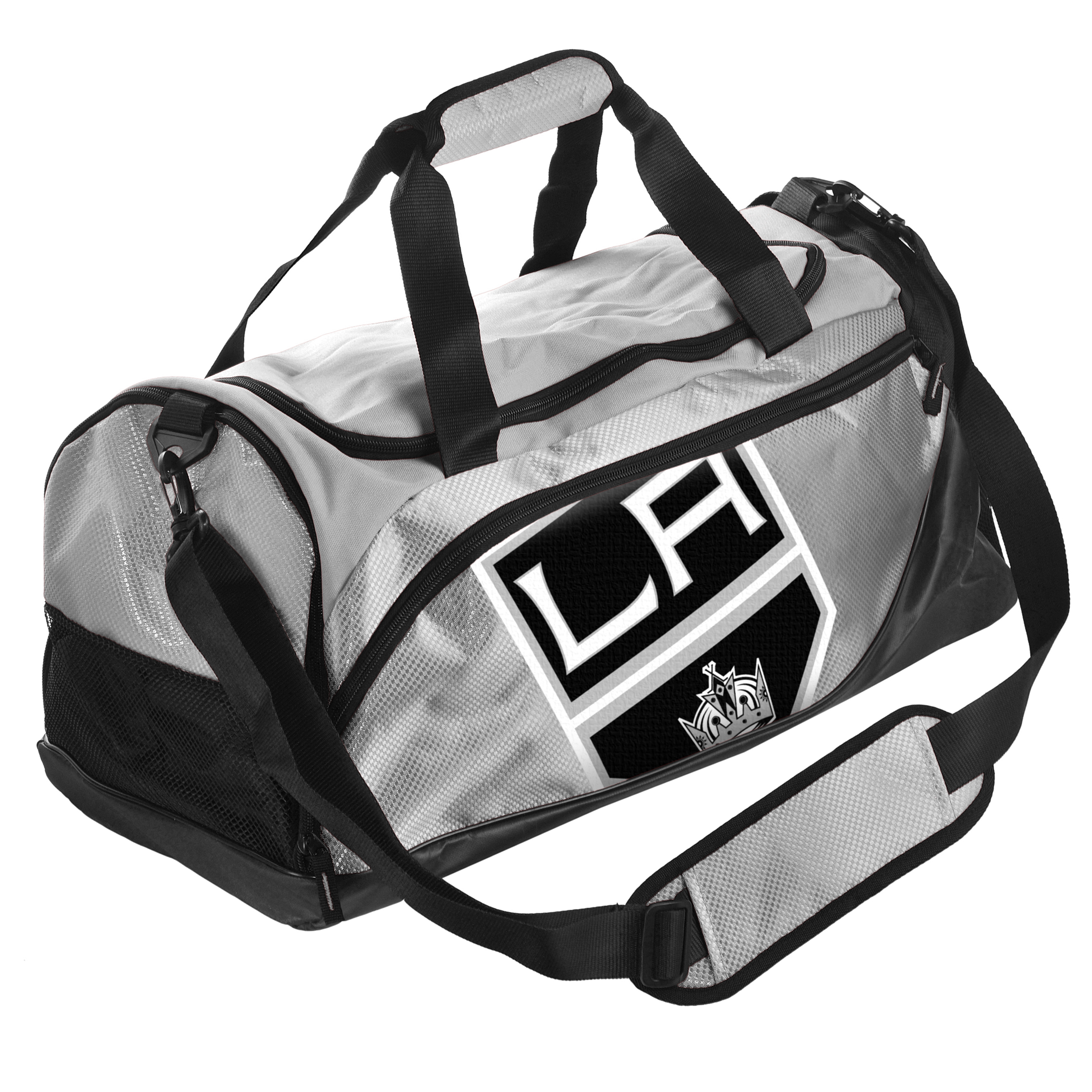 Los Angeles Kings Locker Room Duffle Bag