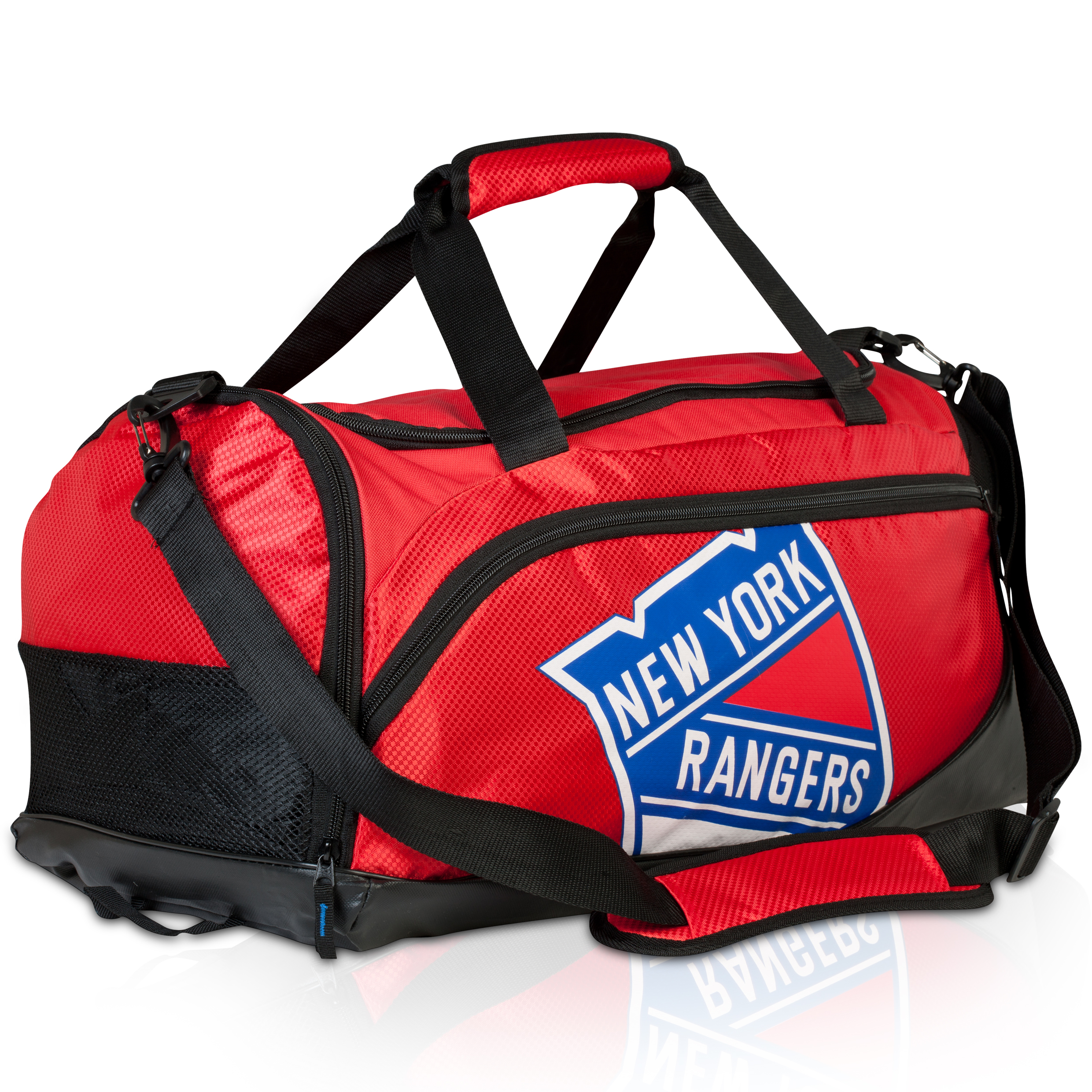 New York Rangers Locker Room Duffle Bag