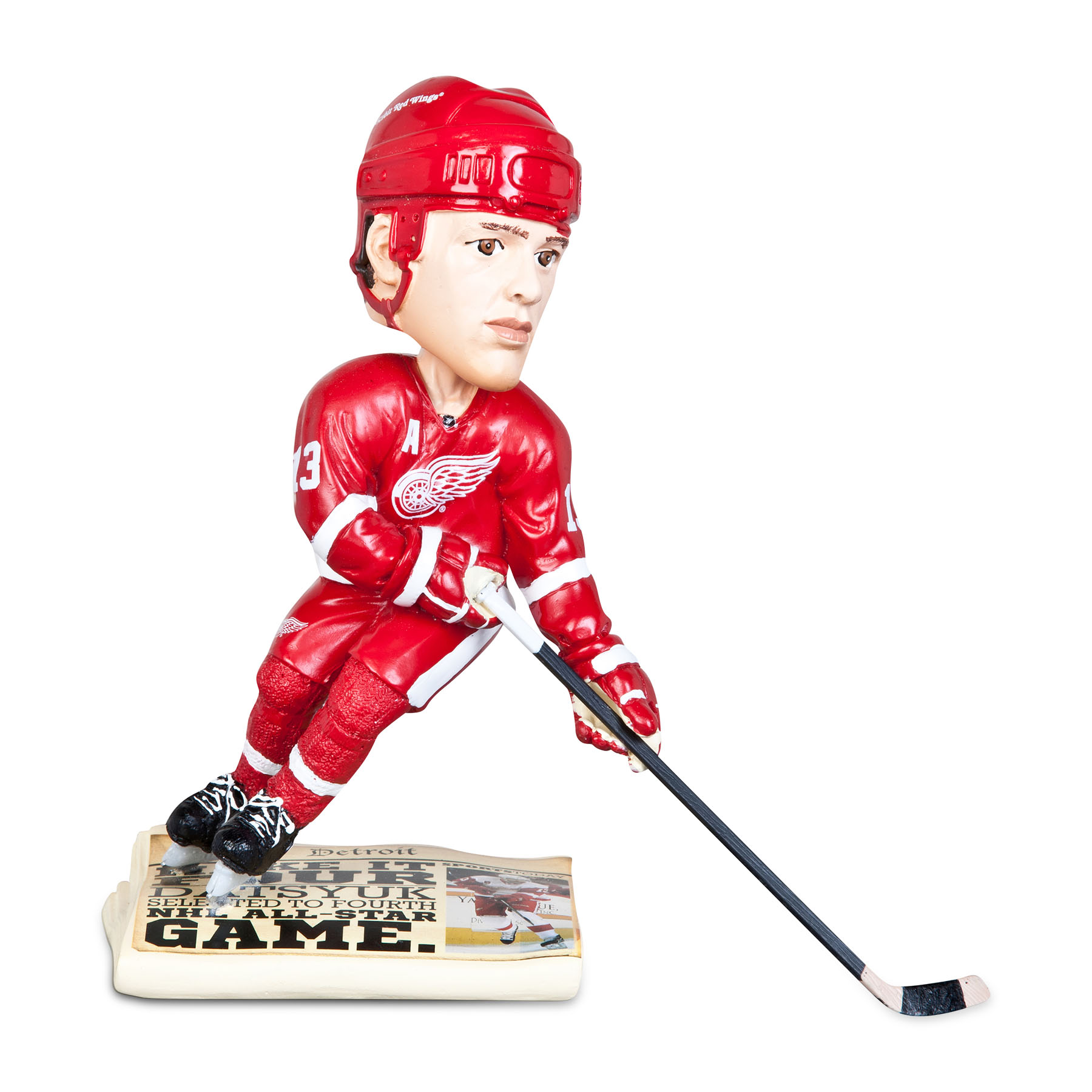 Detroit Red Wings Pavel Datsyuk 13 Bobblehead