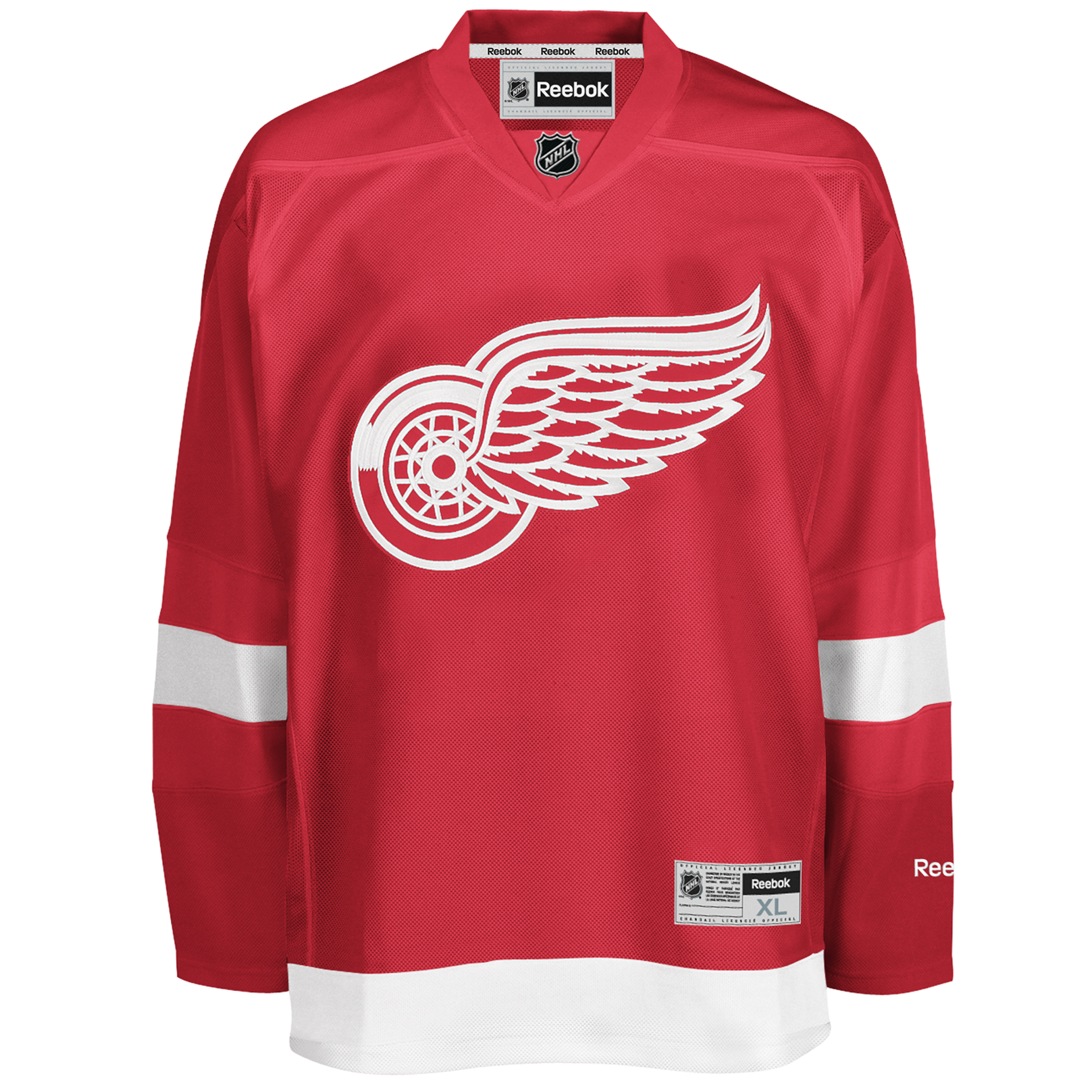 Detroit Red Wings Premier Home Jersey