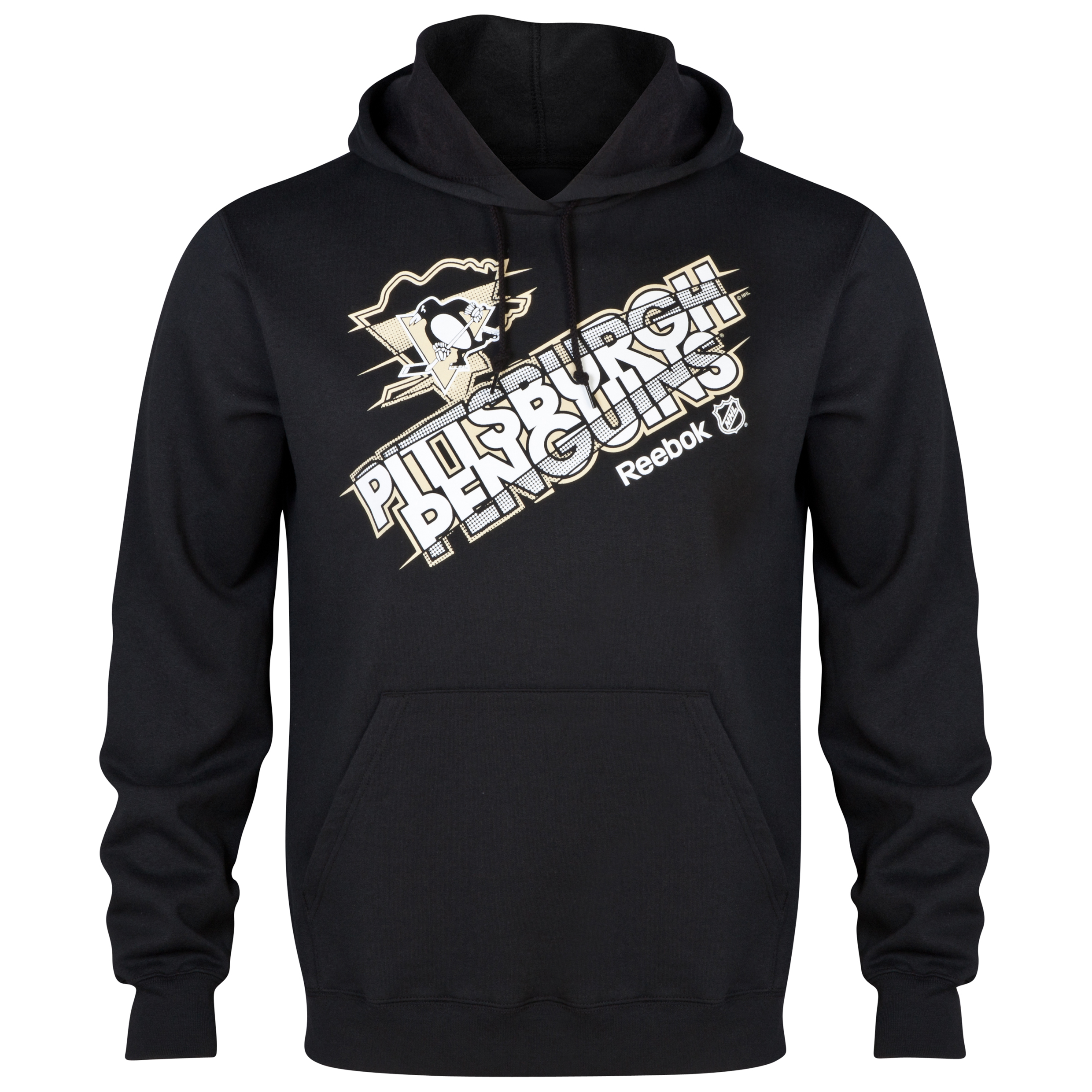 Pittsburgh Penguins TNT Team Fusion Fleece Hoodie