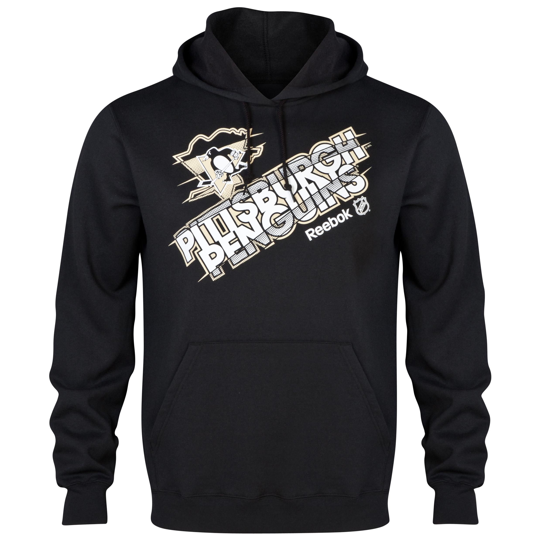Pittsburgh Penguins TNT Team Fusion Fleece Hoodie