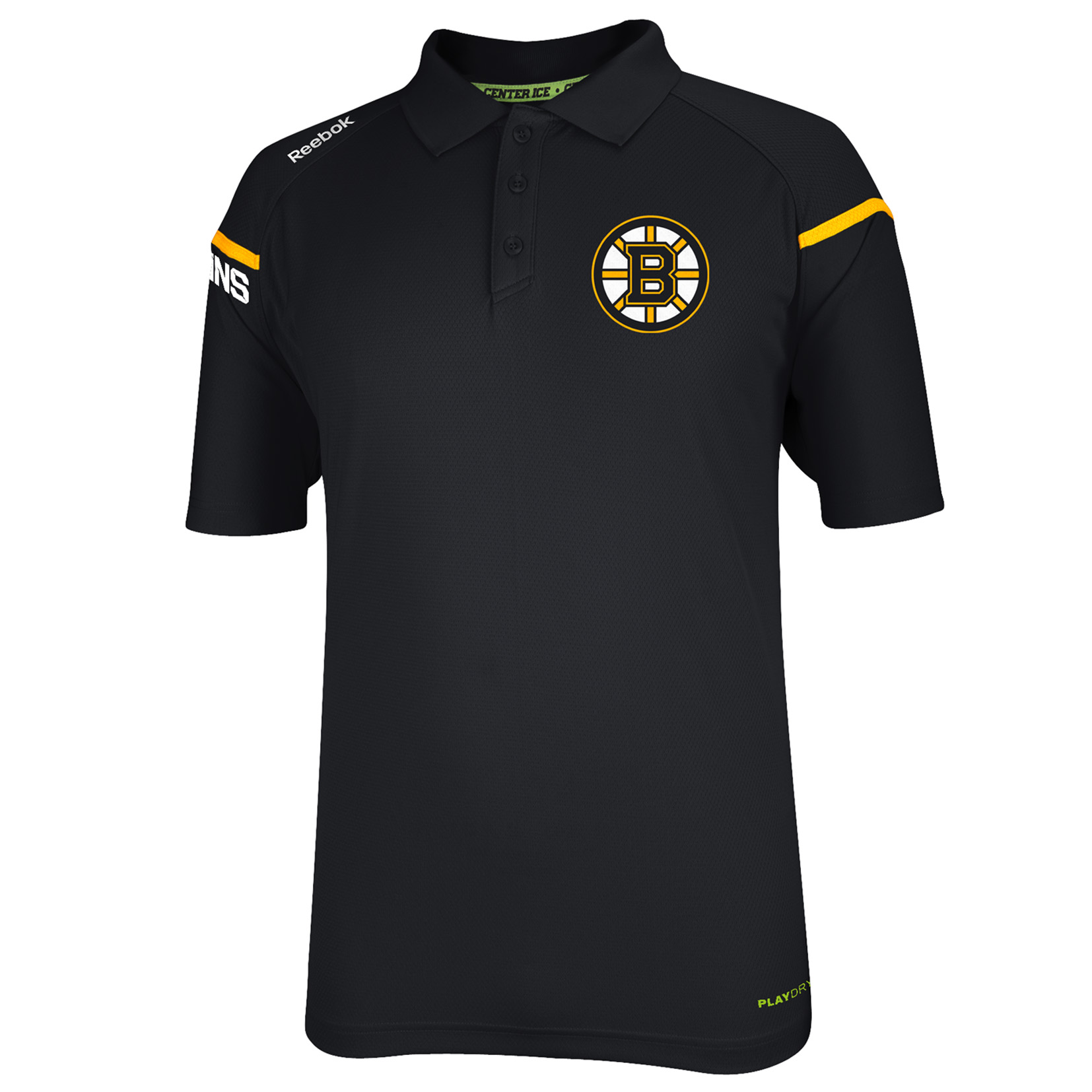 Boston Bruins Centre Ice Polo