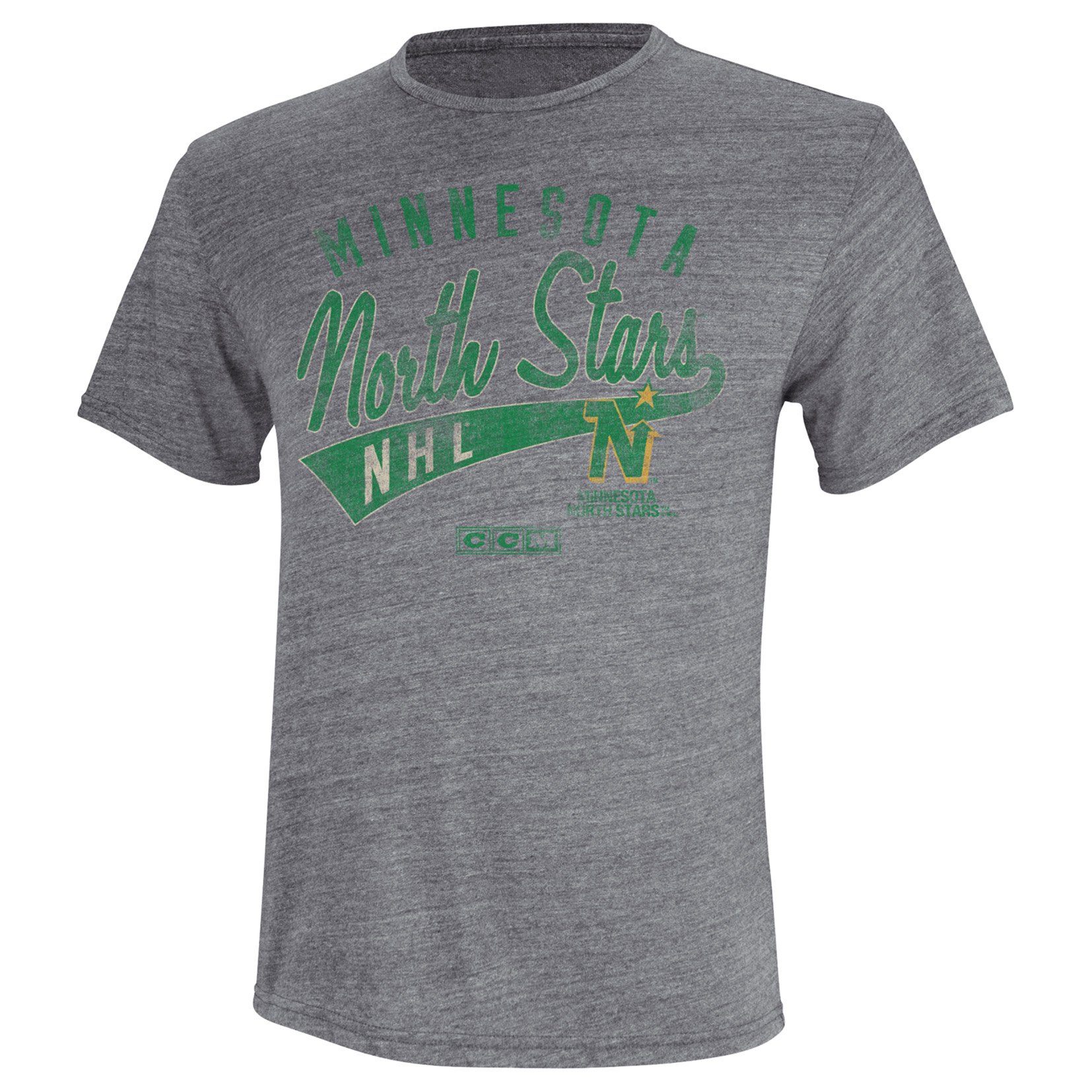 Minnesota North Stars CCM Sweep The Leg T-Shirt