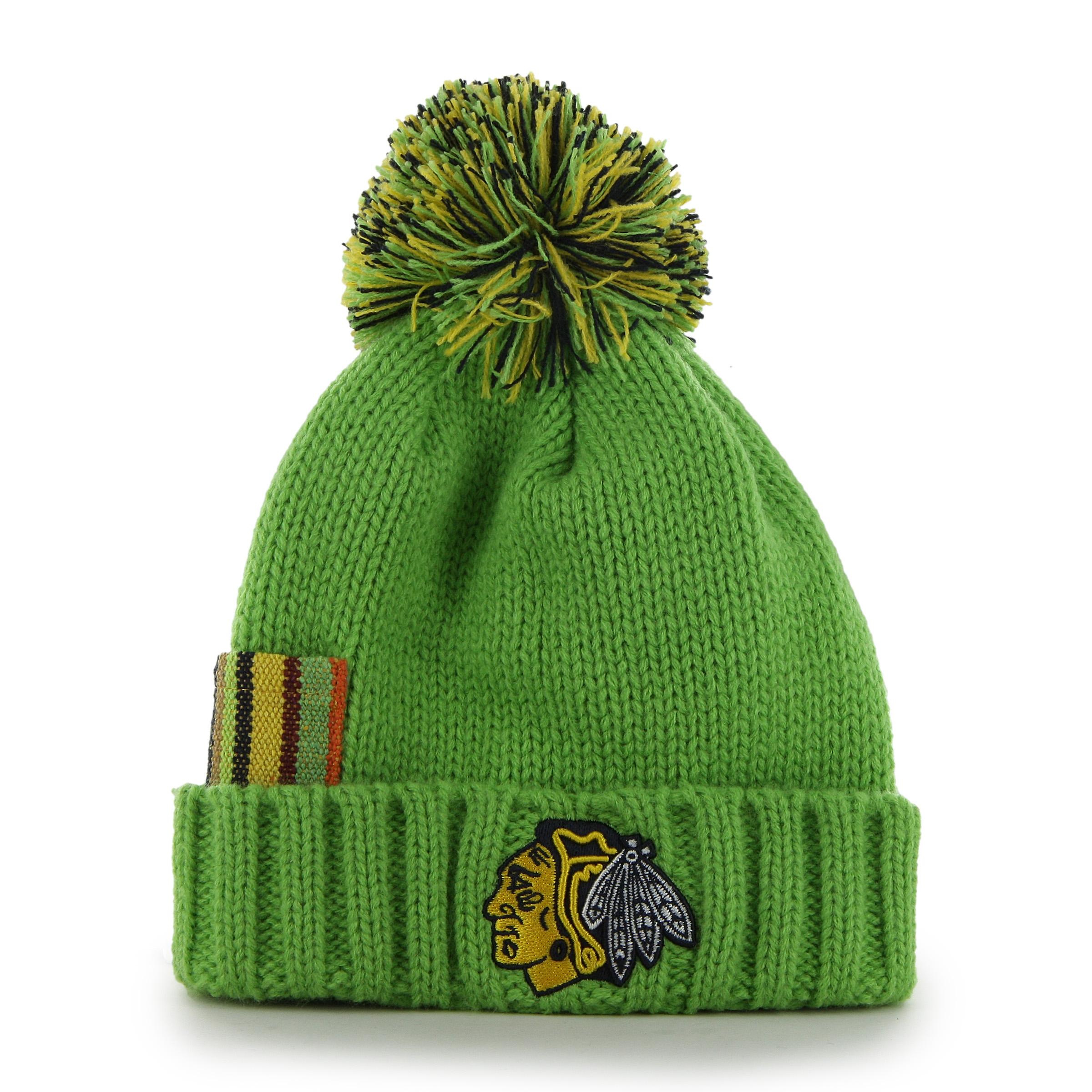 Chicago Blackhawks Pappas Cuff Knit