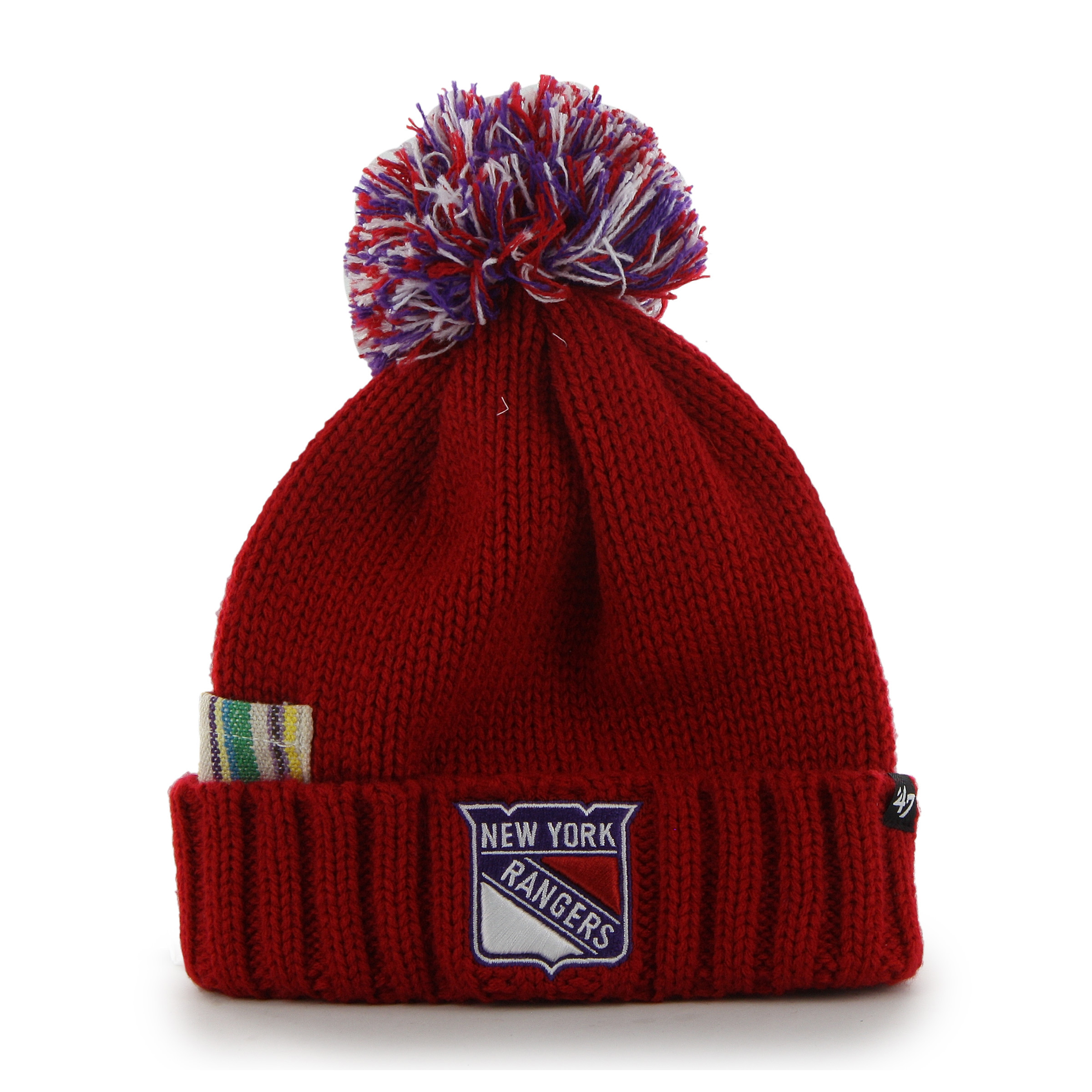 New York Rangers Pappas Cuff Knit