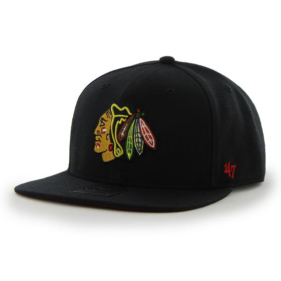 Chicago Blackhawks The Shaft Strapback Cap