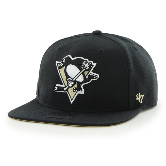 Pittsburgh Penguins The Shaft Strapback Cap