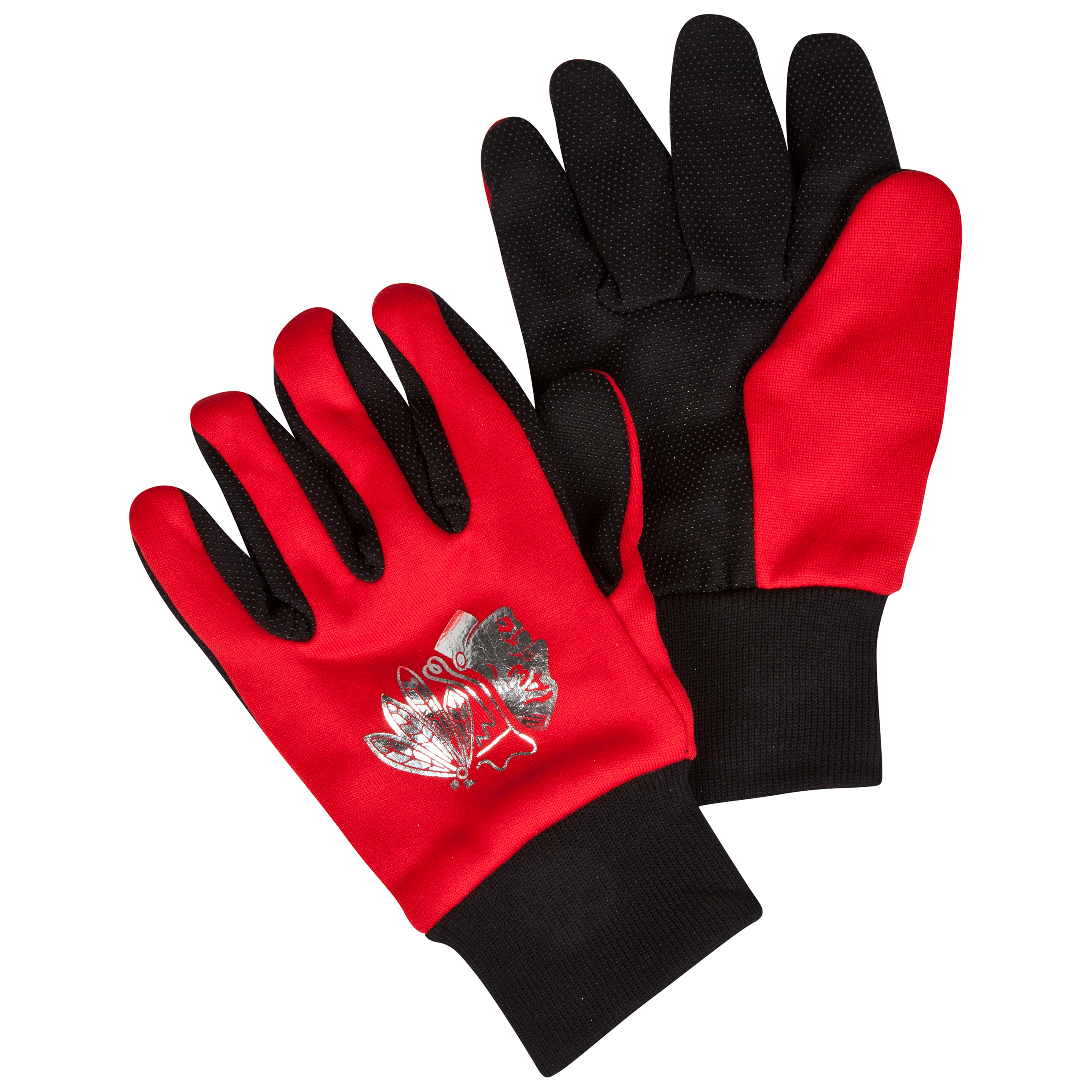 Chicago Blackhawks Foil Print Glove