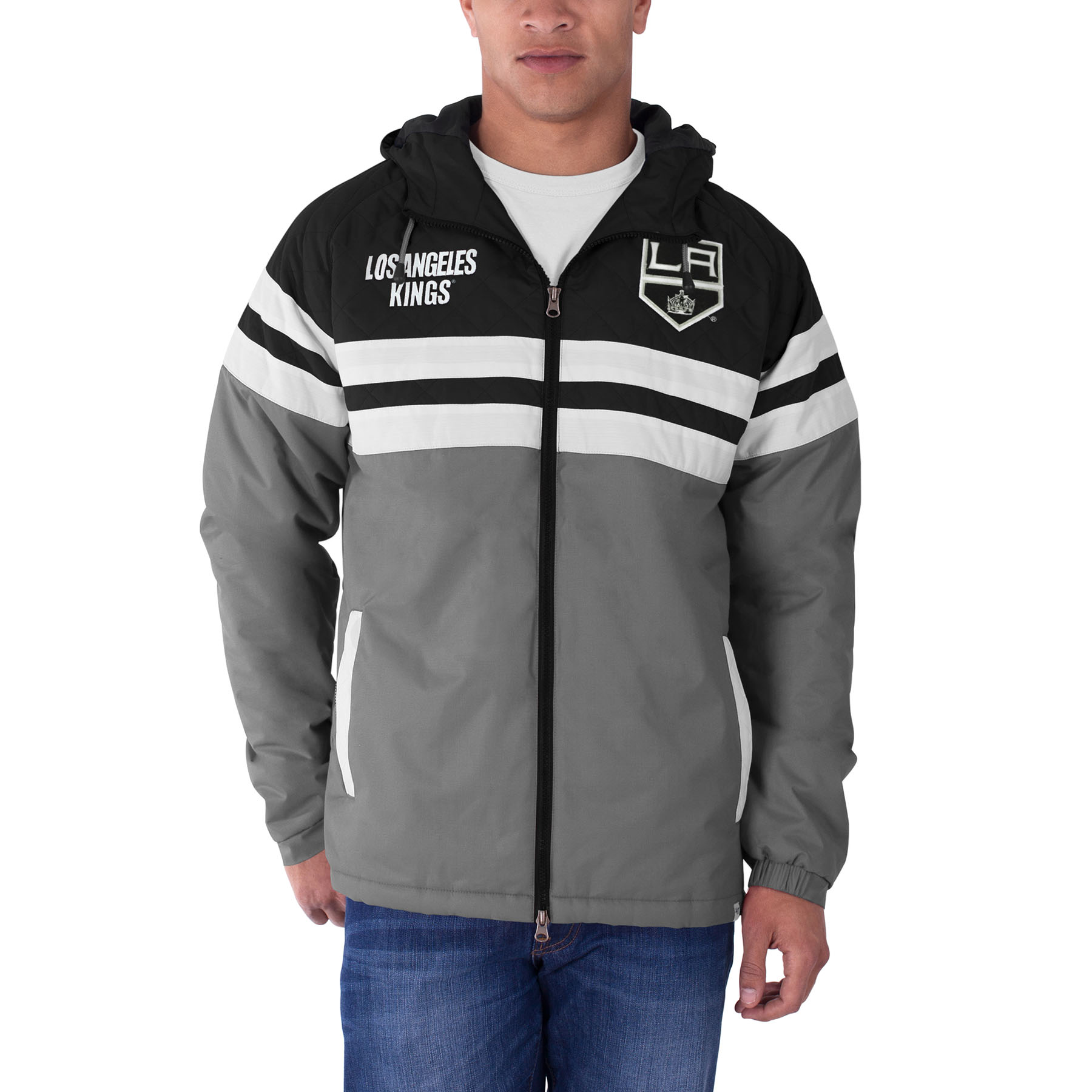 Los Angeles Kings Halfback Jacket