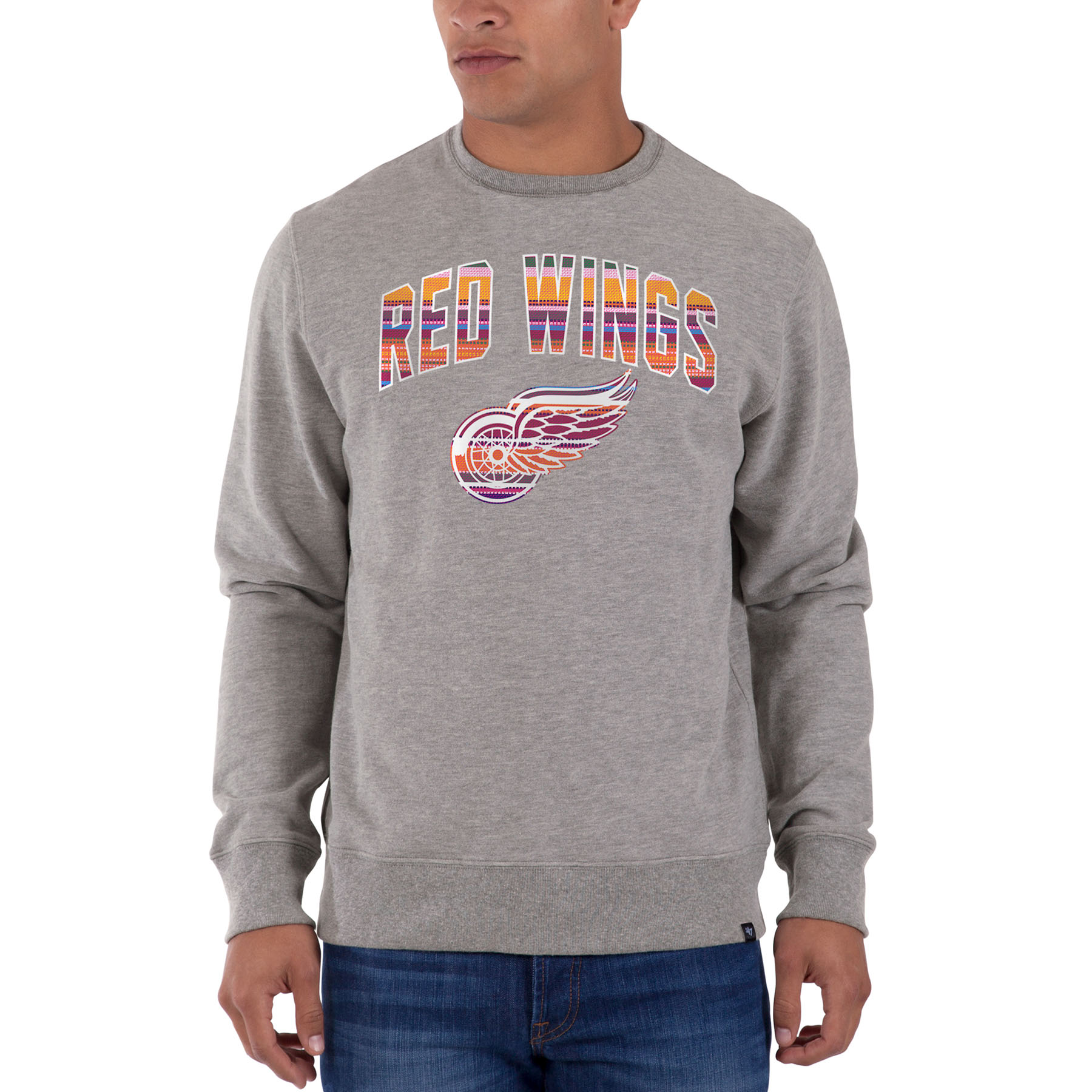 Detroit Red Wings Bodhi Crew Sweat