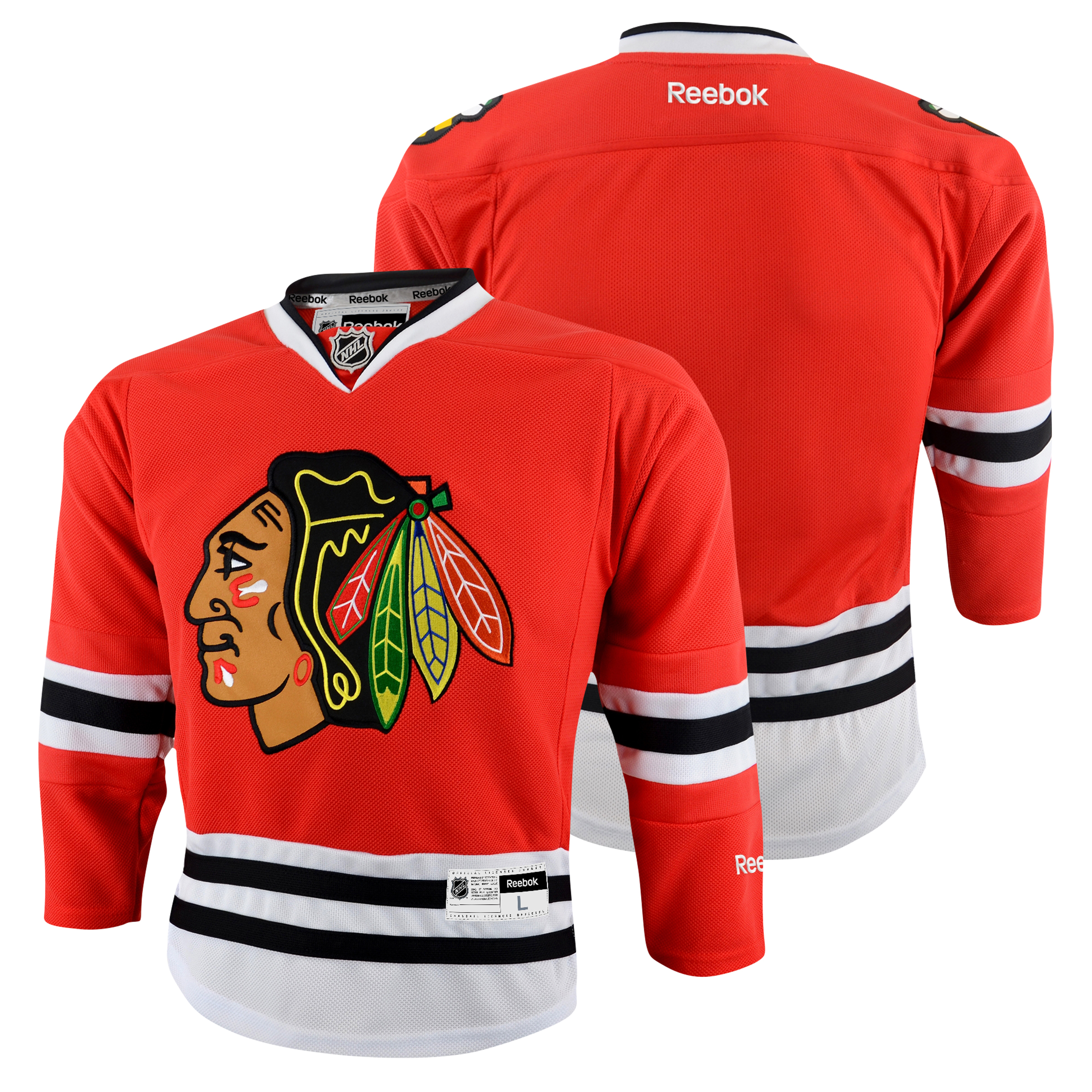 Chicago Blackhawks Premier Home Jersey - Kids