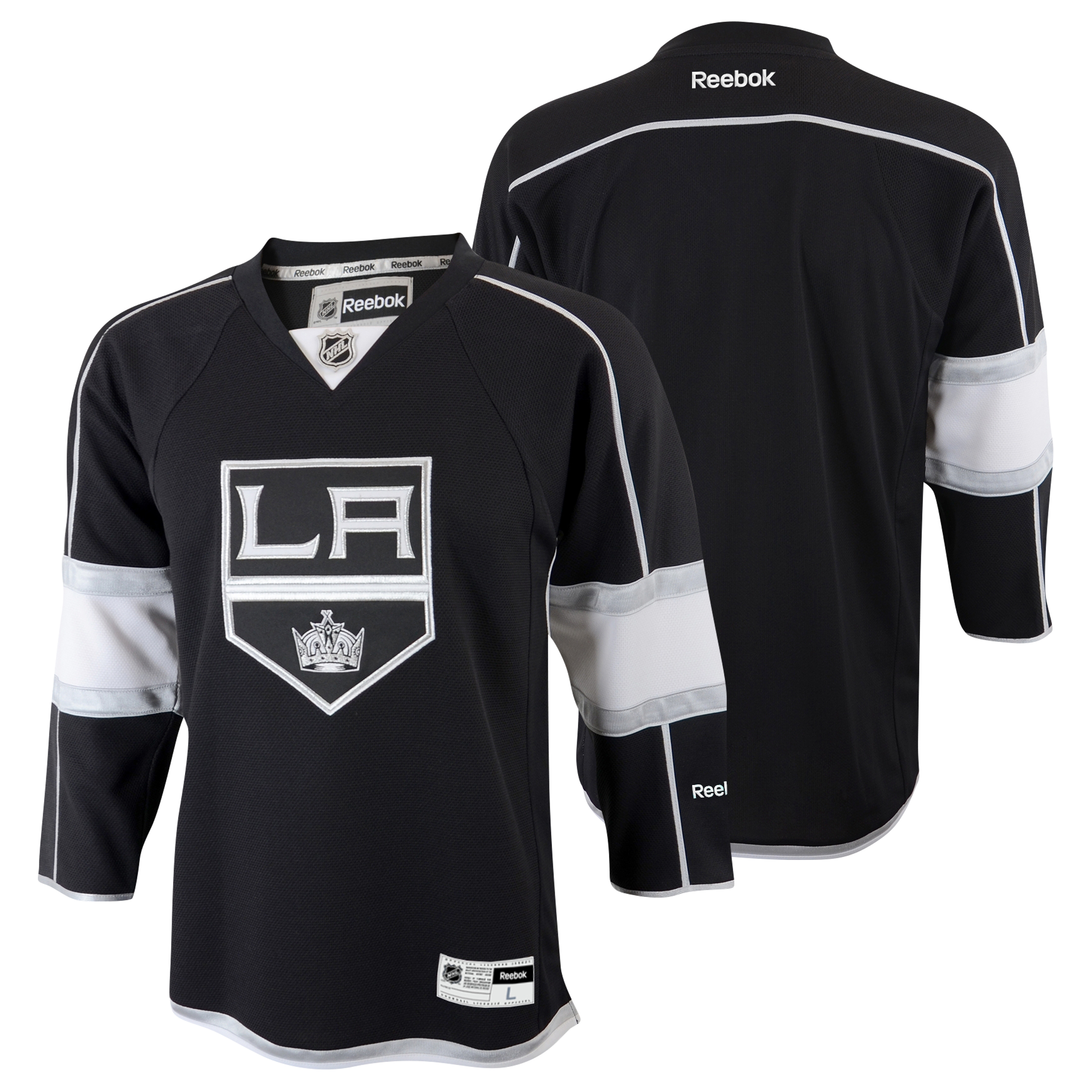 Los Angeles Kings Premier Home Jersey - Kids