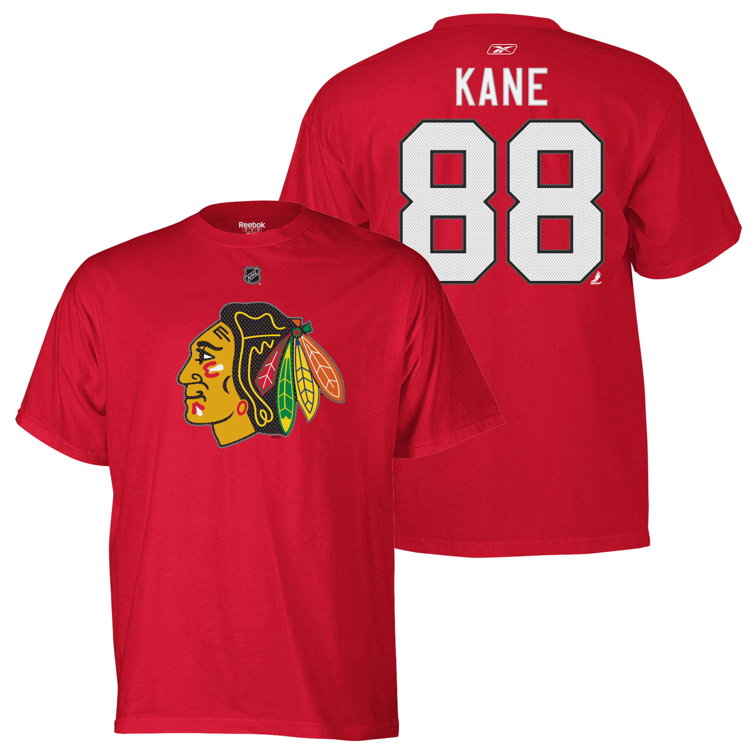 Chicago Blackhawks Name & Number T-Shirt - Patrick Kane