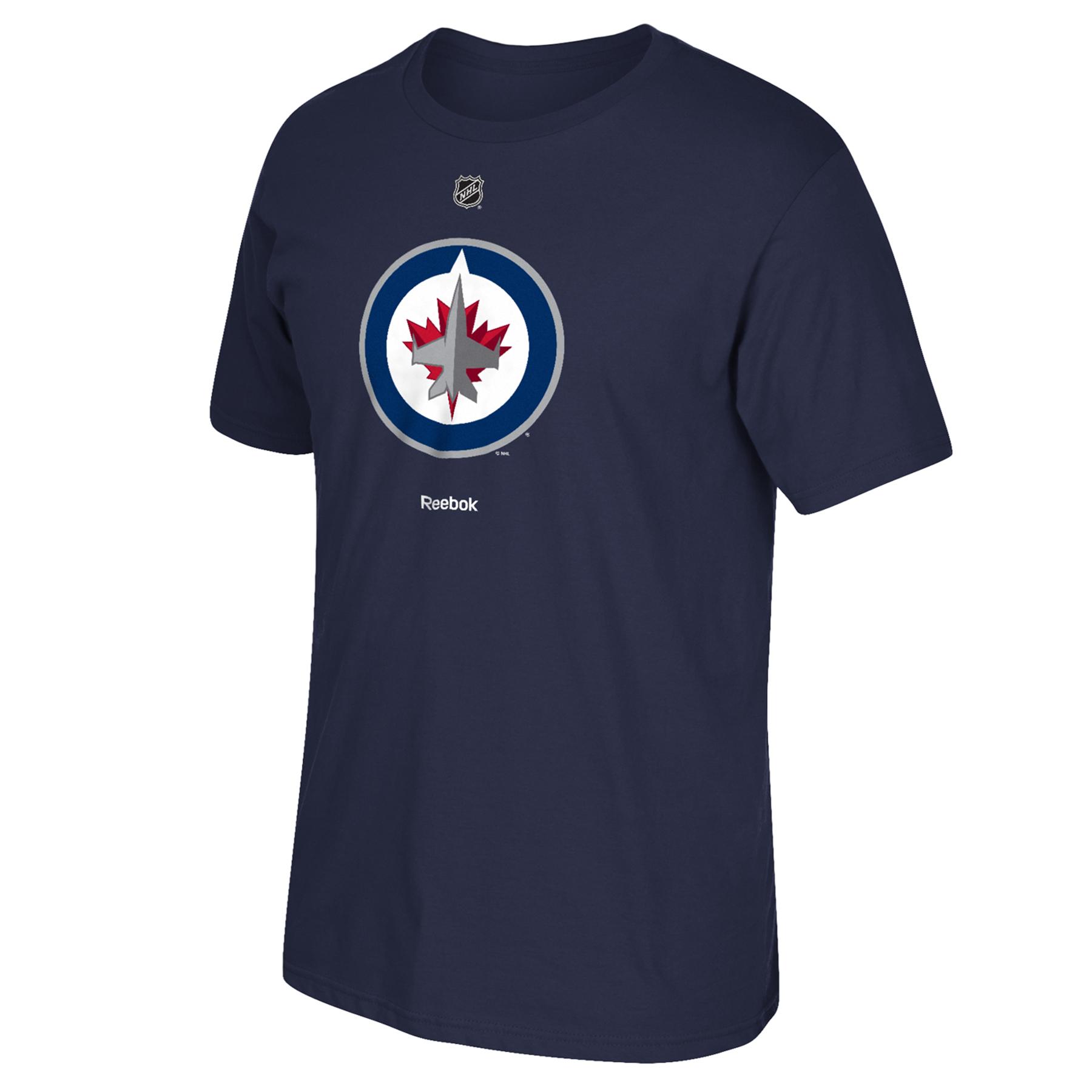 Winnipeg Jets Core Logo T-Shirt