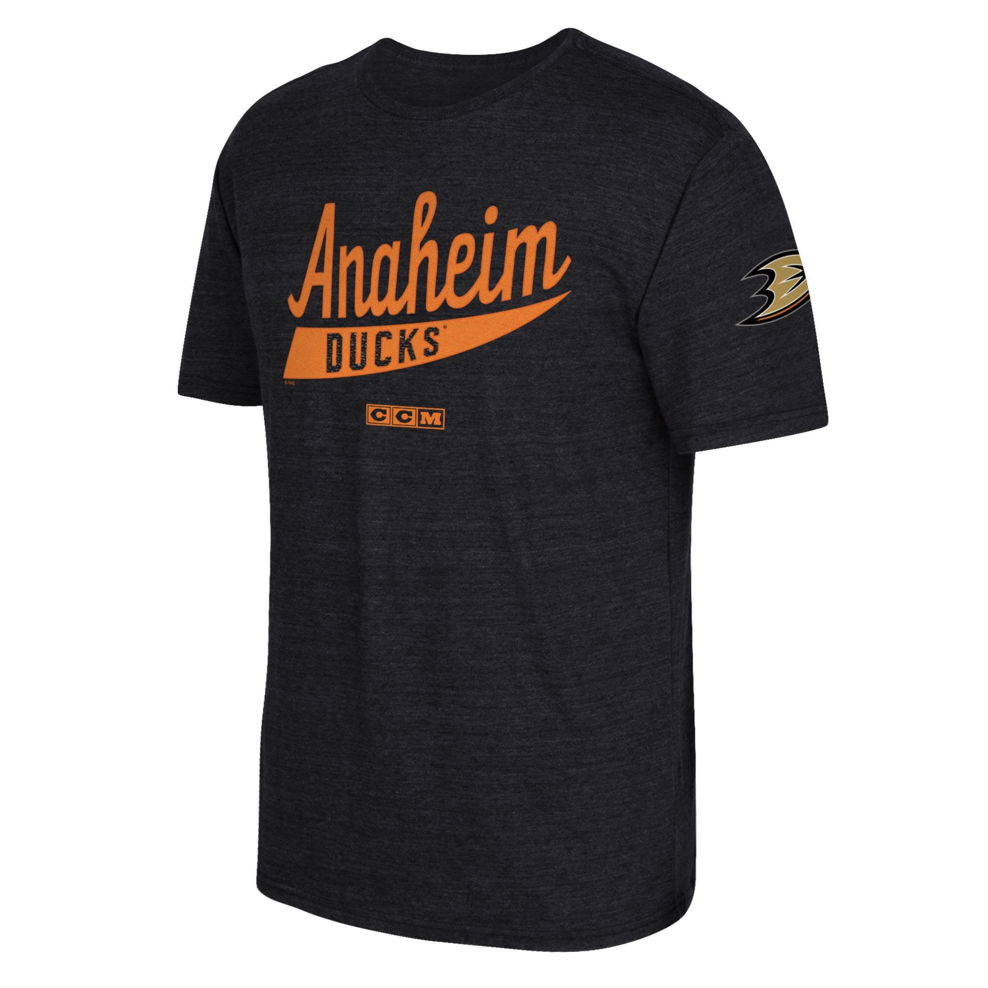 Anaheim Ducks CCM Strike First T-Shirt