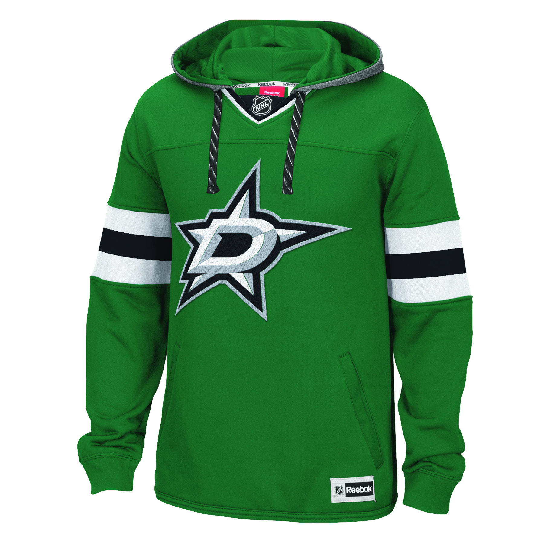 Dallas Stars Jersey Pullover Hoodie
