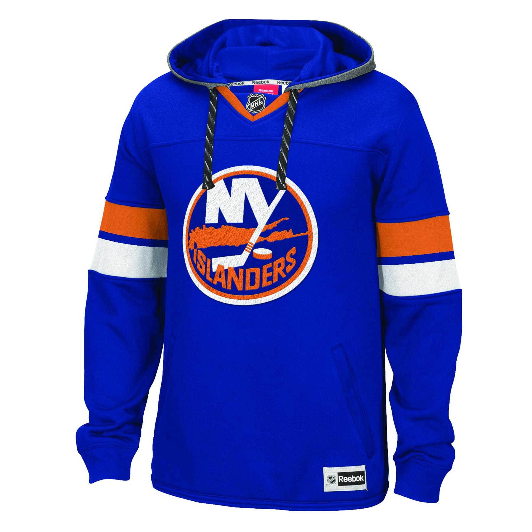 New York Islanders Jersey Pullover Hoodie