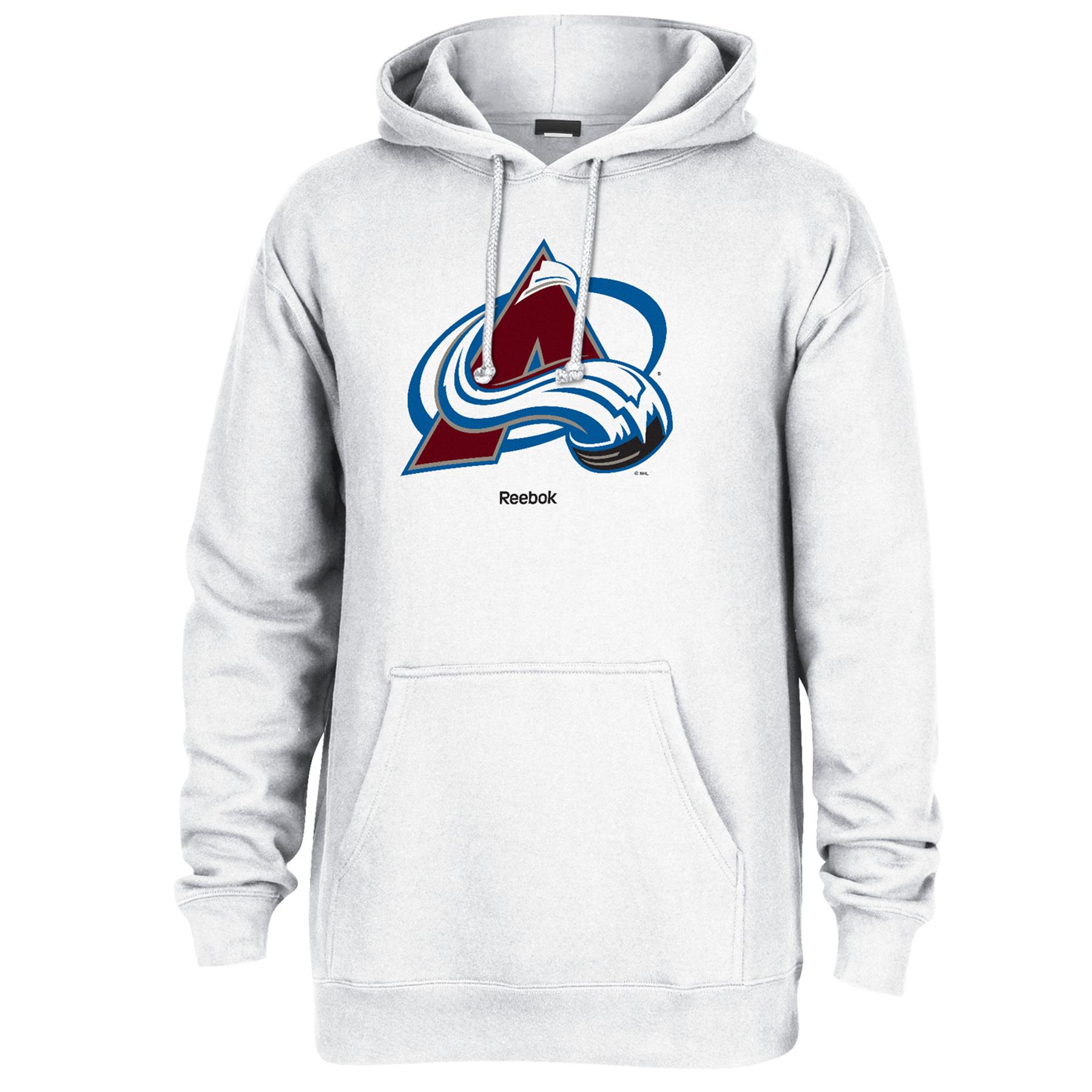 Colorado Avalanche Core Logo Hoodie