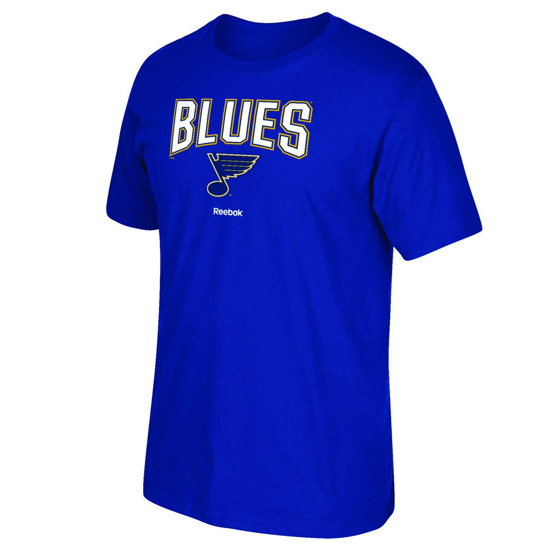 St. Louis Blues 3RD Jersey Logo T-Shirt - Mens