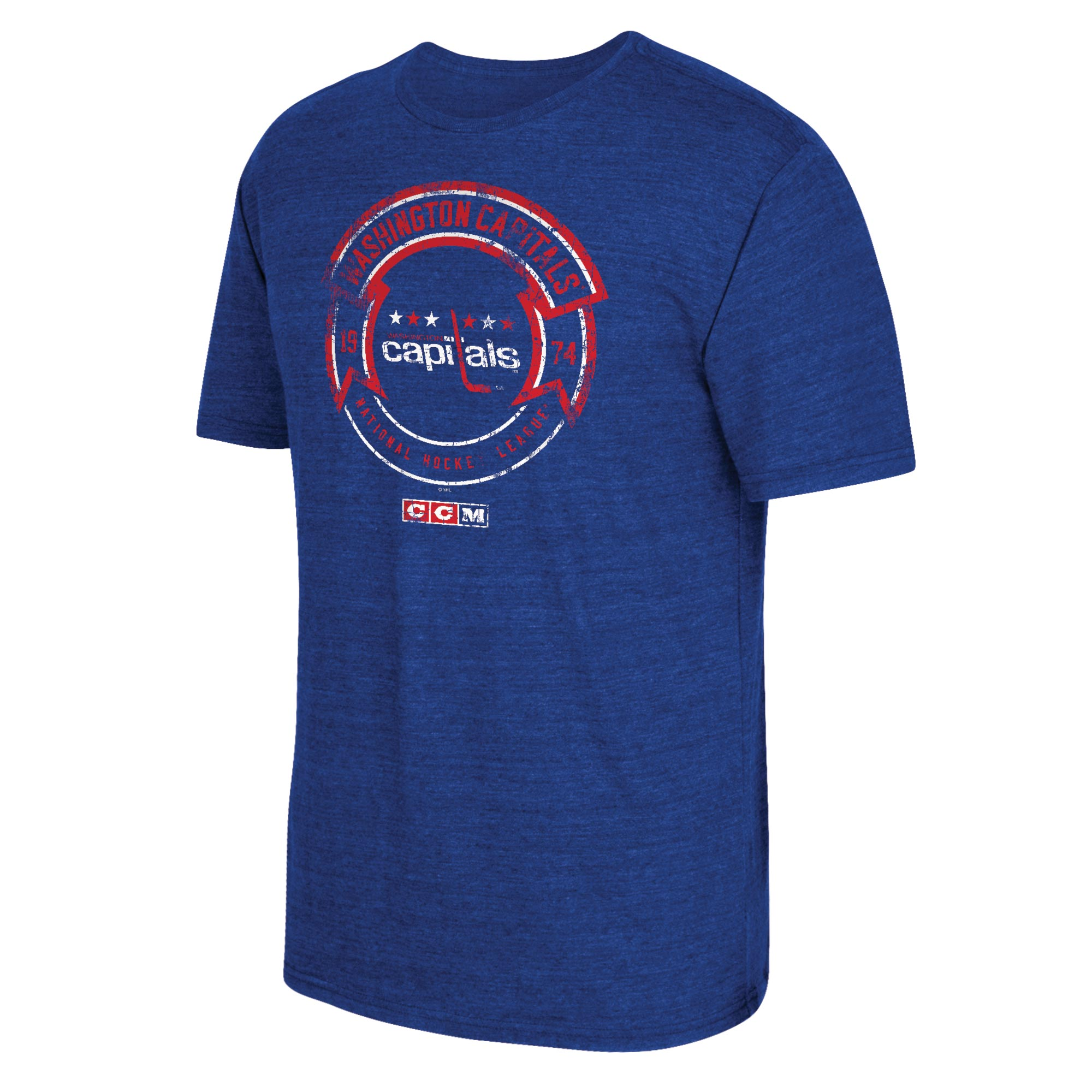 Washington Capitals CCM Enforcer T-Shirt - Mens