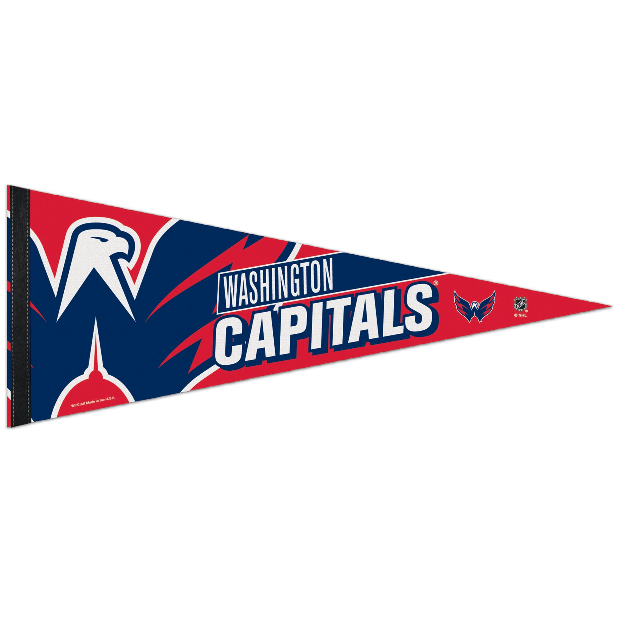 Washington Capitals Premium Pennant 12 x 30